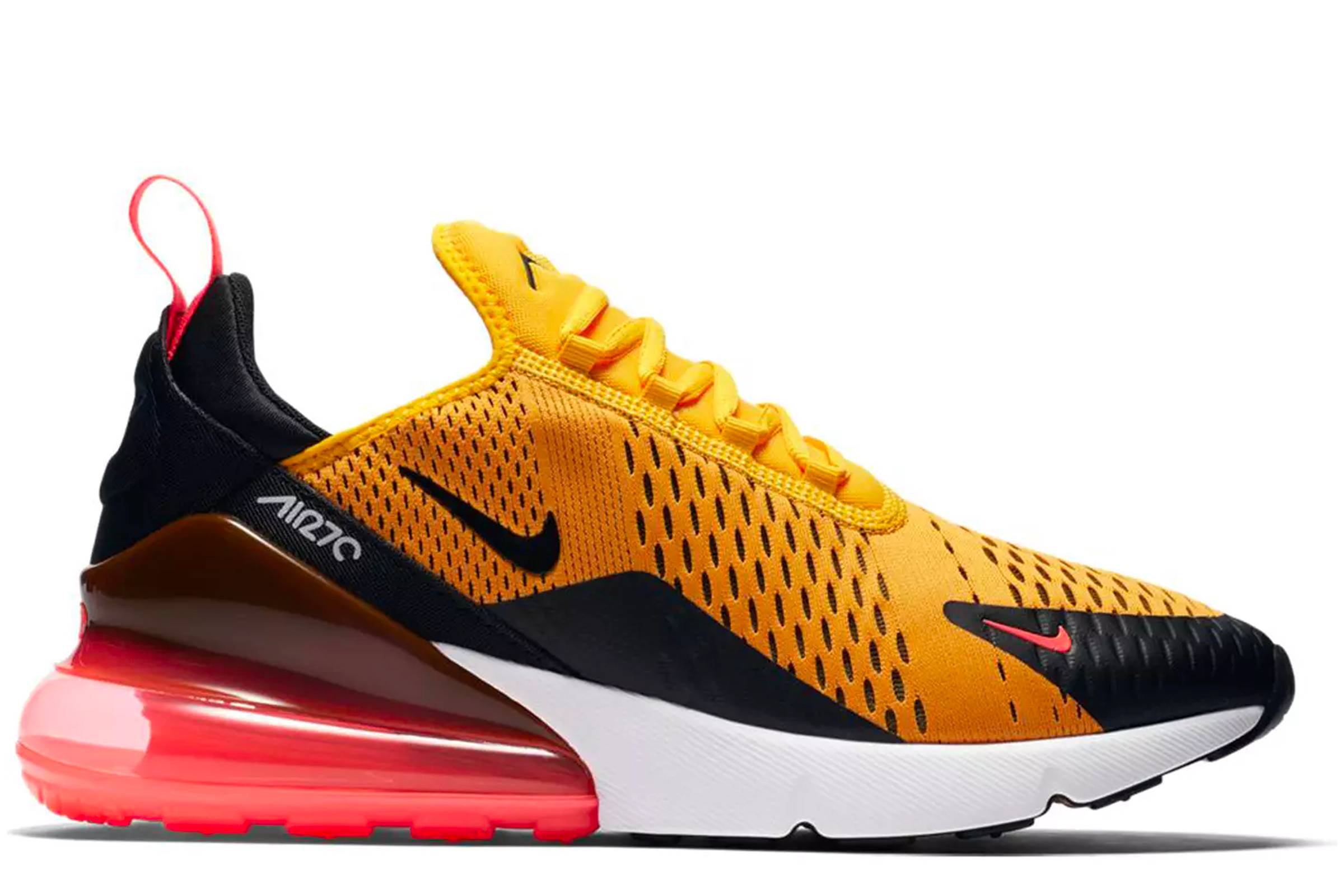 3dc5ead24a Air Max 270 University Gold (which premiered on Astrid Andersen's  Fall/Winter 2018 show)