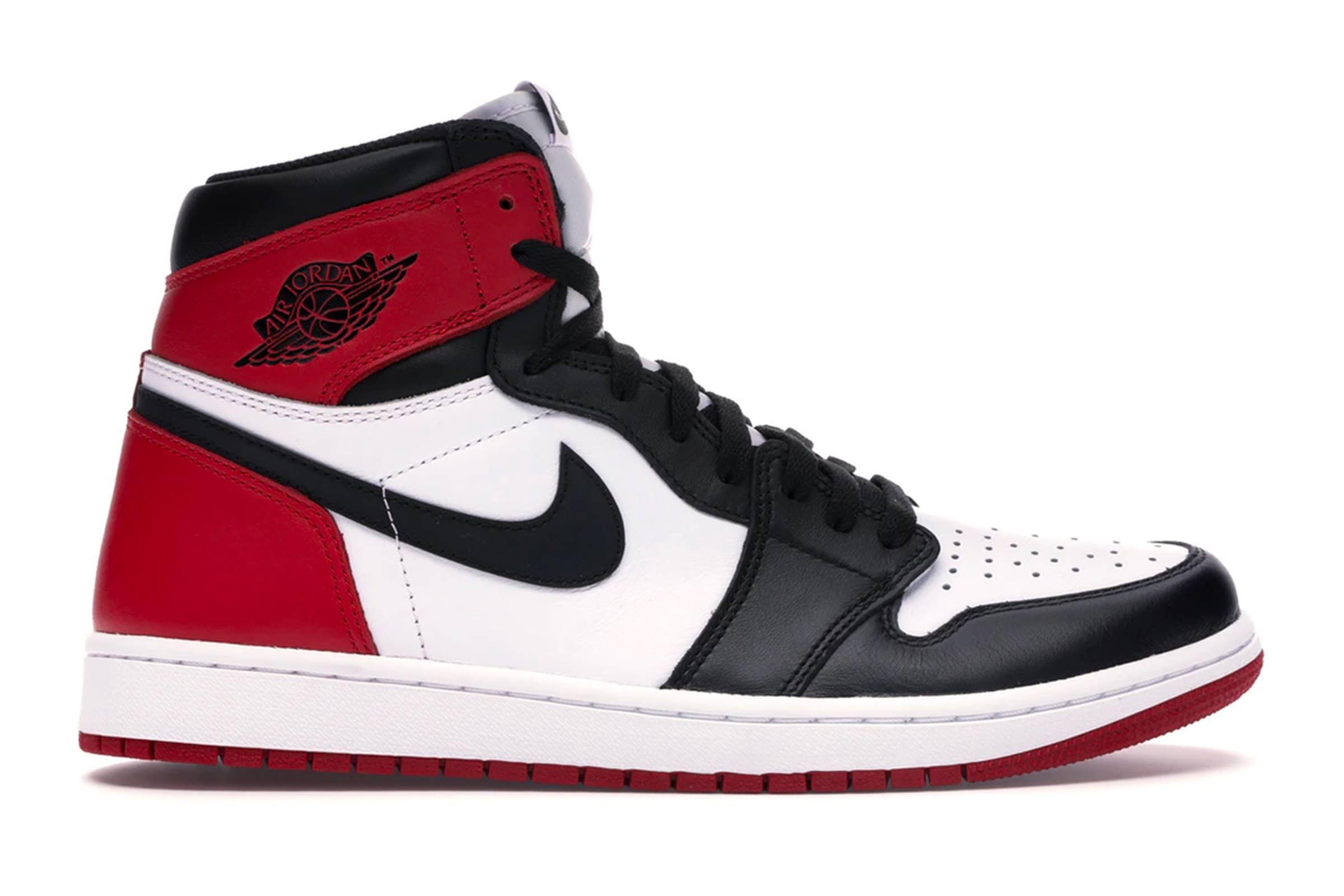 """Jordan I OG High """"Black Toe"""""""