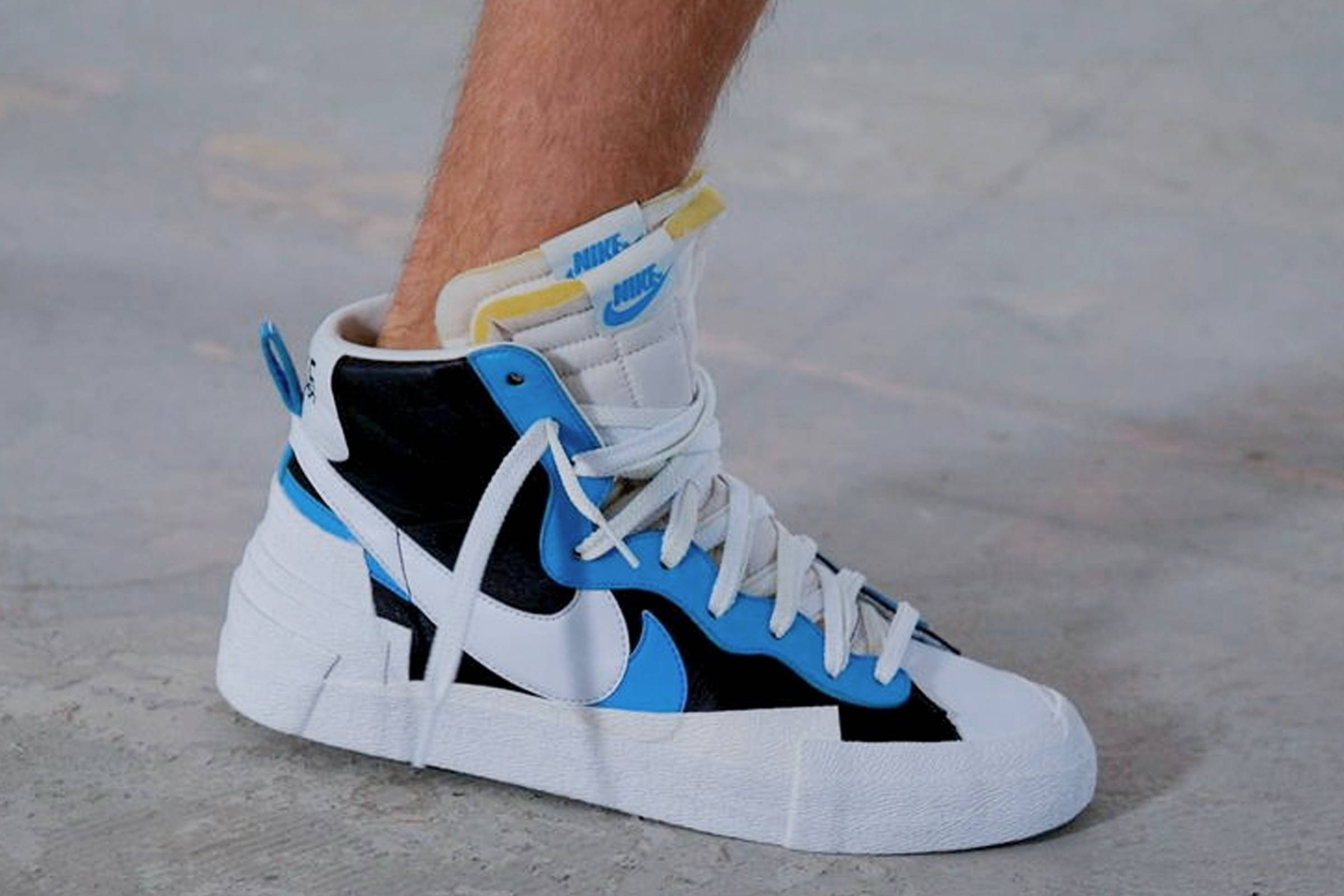 Sacai's Nike Mashups