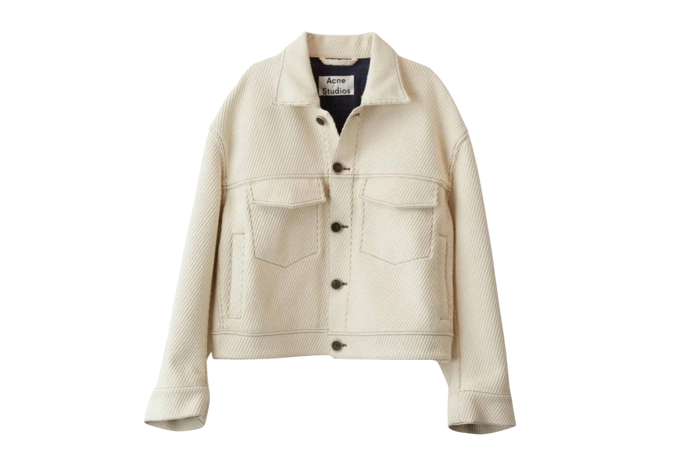 Acne Studios Cropped Jacket