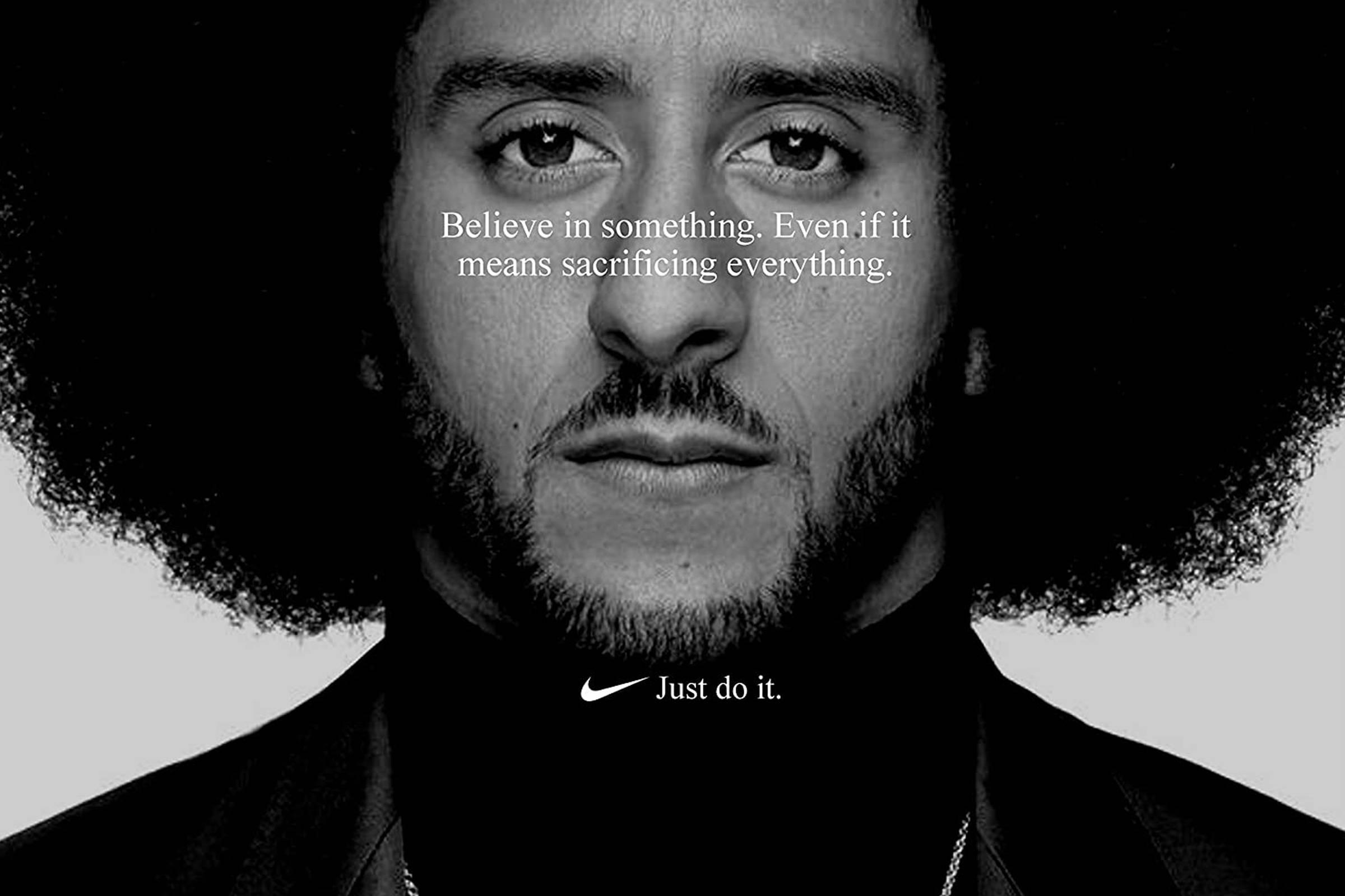 Nike: Is Supporting Kaepernick Enough?