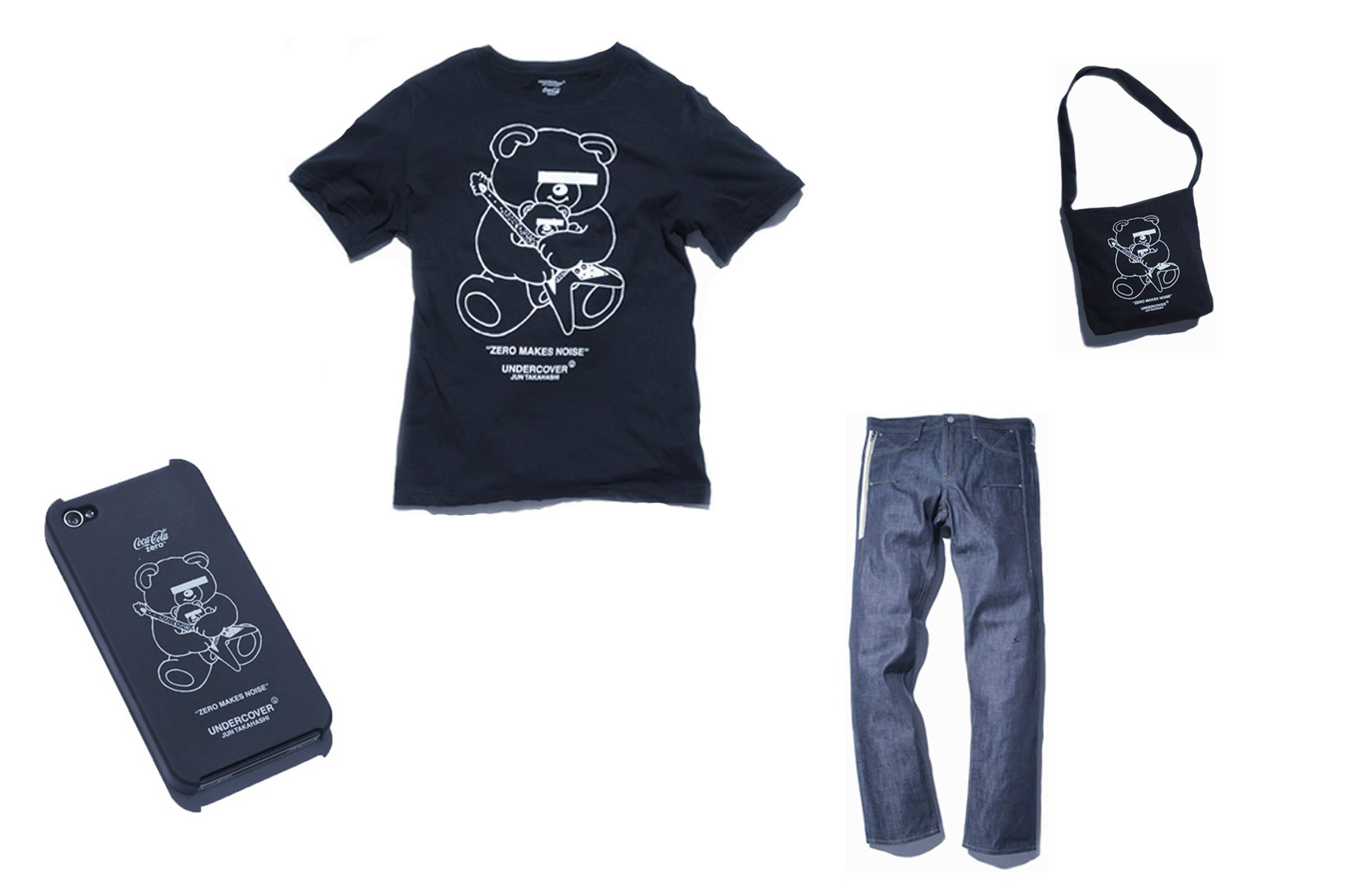 7fd0b378a Another subversive Japanese label, Undercover, followed suit in 2010 with a  second collaboration aimed at promoting Coke Zero—for Coca-Cola, there  seemed to ...