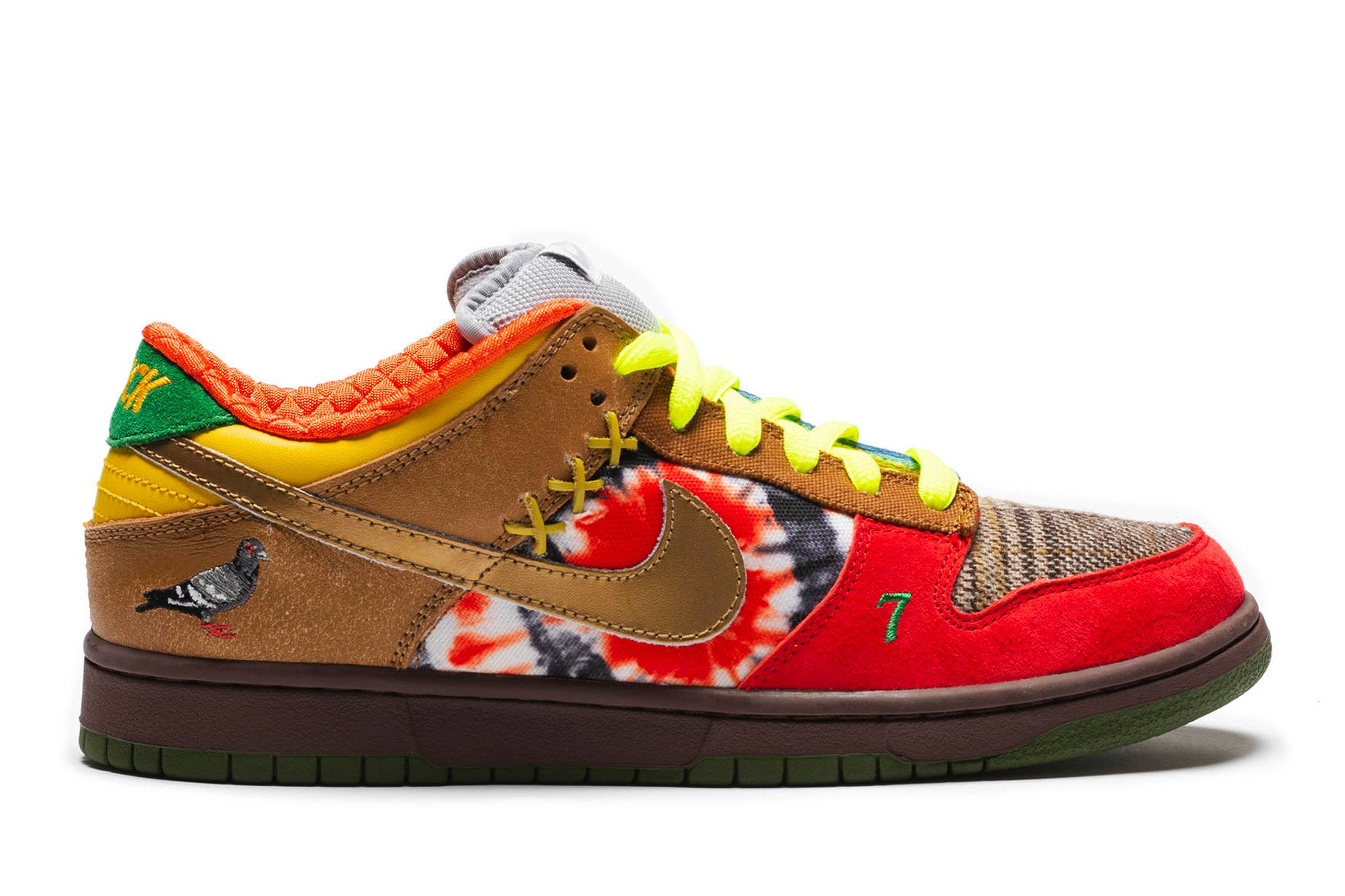 "Nike SB Dunk Low ""What The Dunk?"""