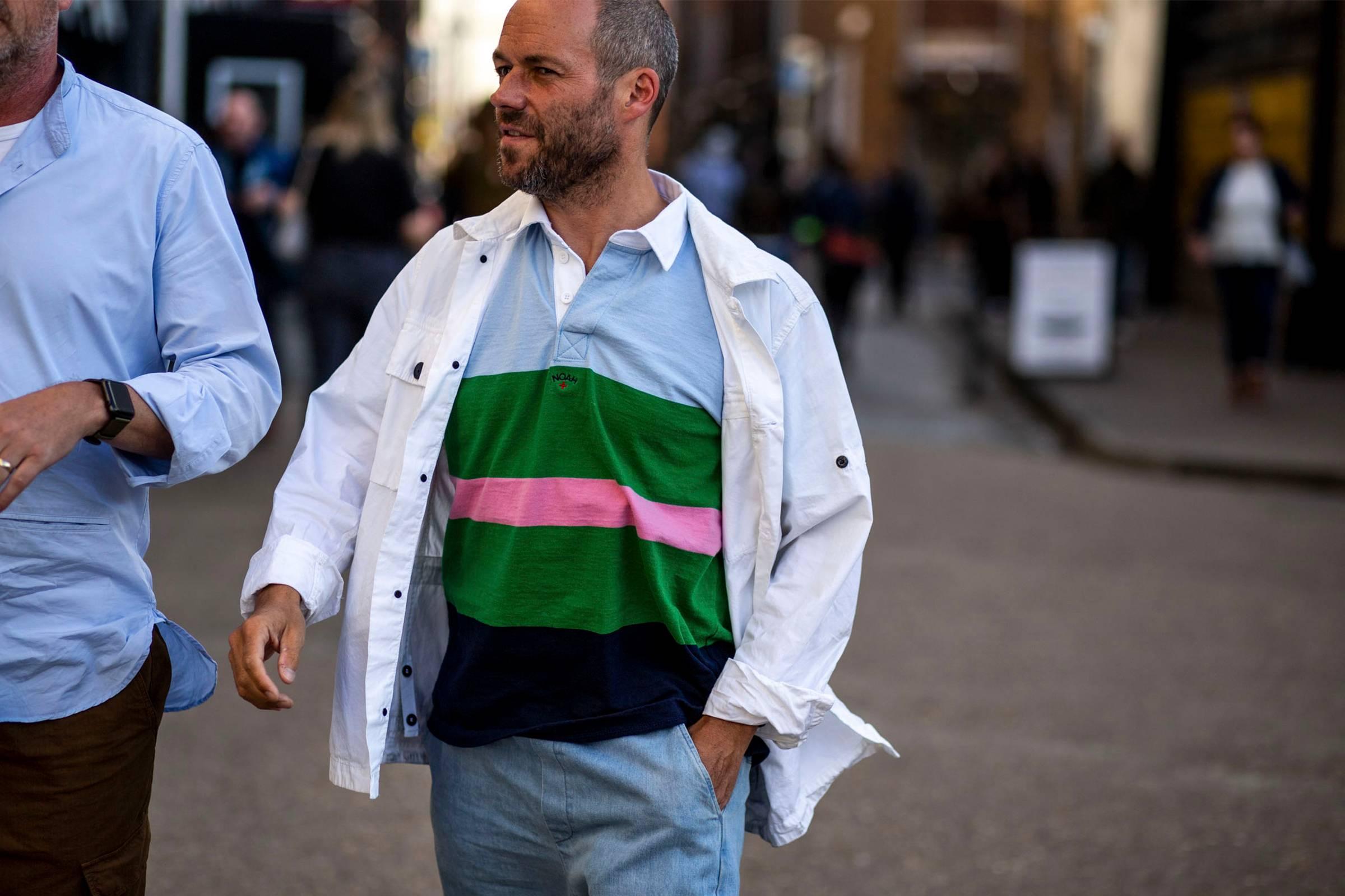 4. Grown Up Streetwear