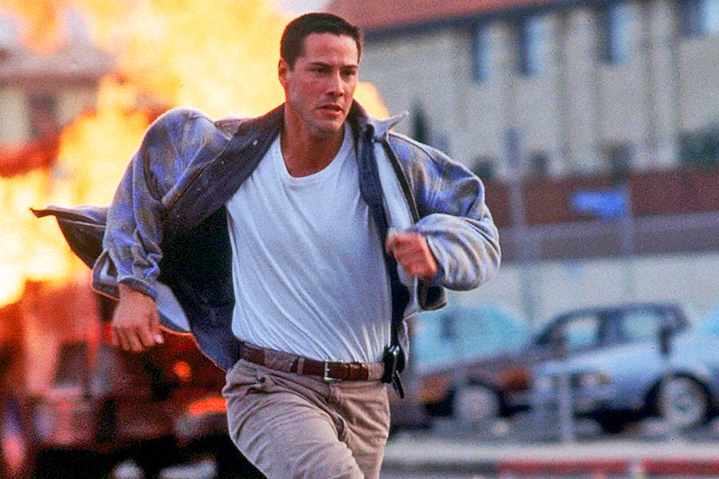 "Jack Traven (""Speed"", 1994)"
