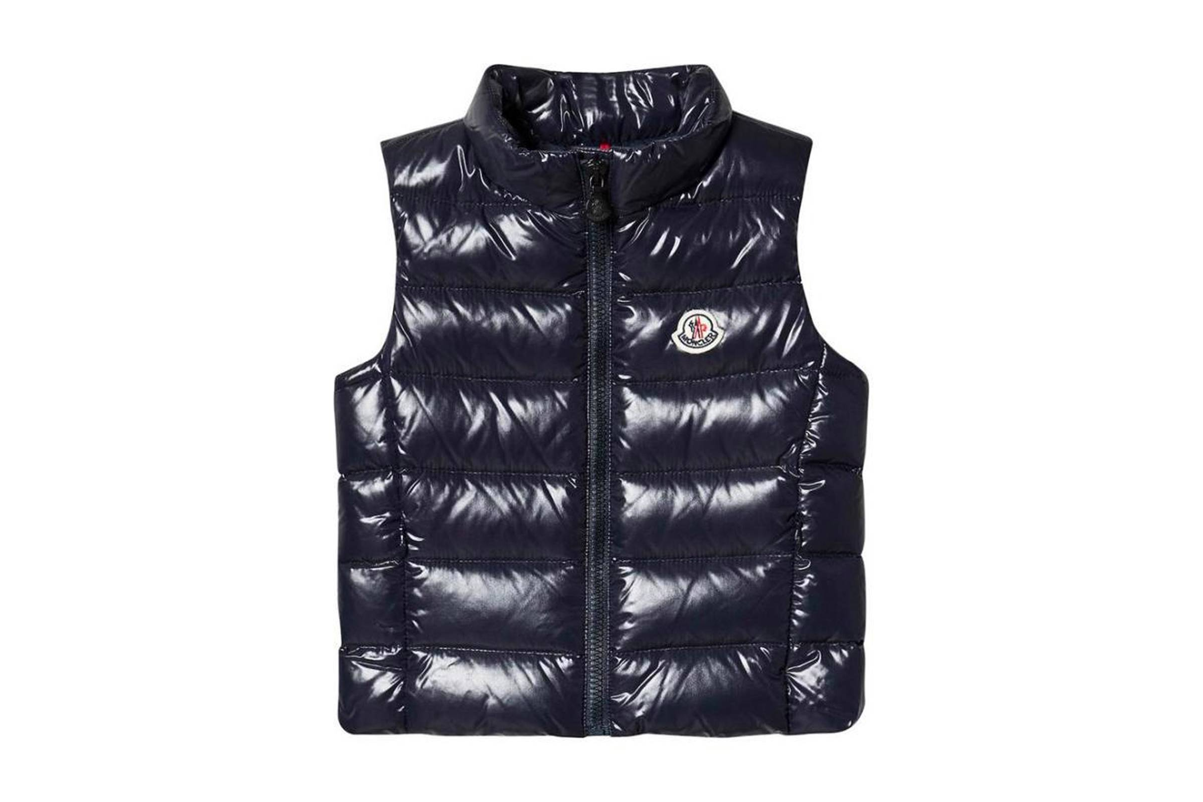 Moncler Tib Quilted Shell Down Vest