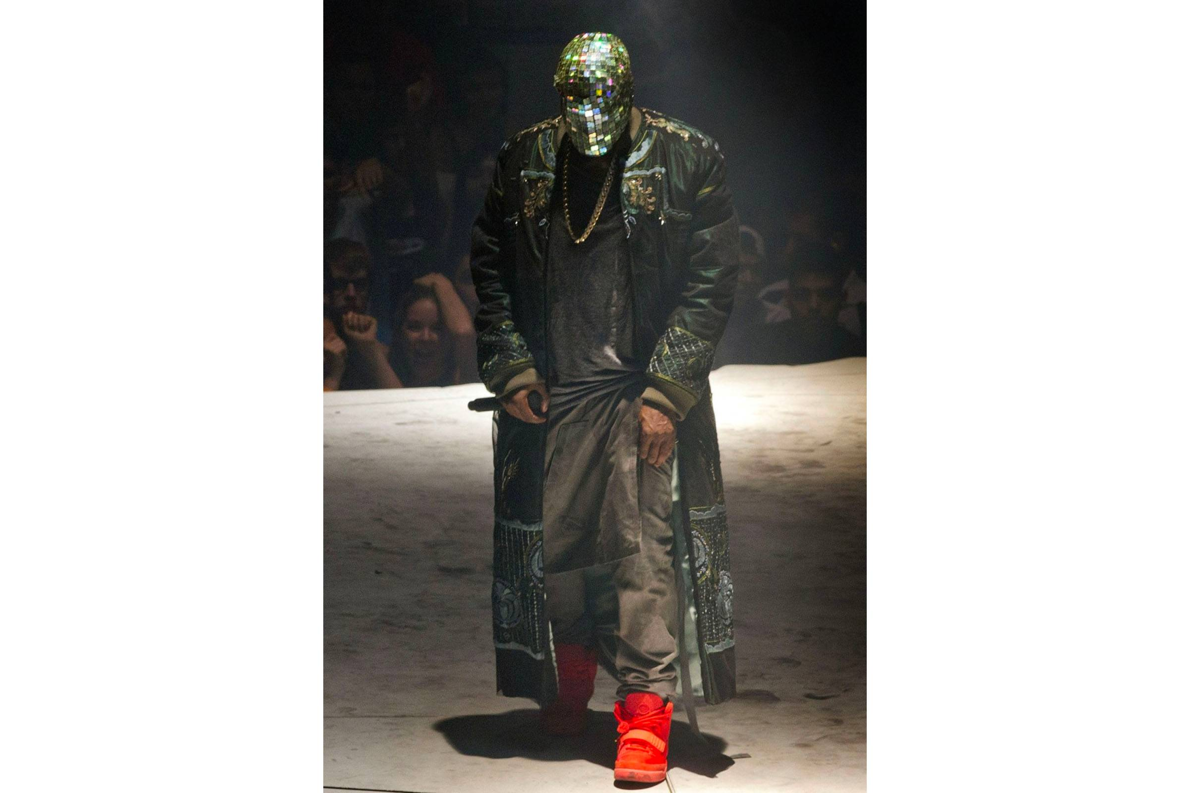 Literally Every *Yeezus* Tour Outfit (2013-2014)