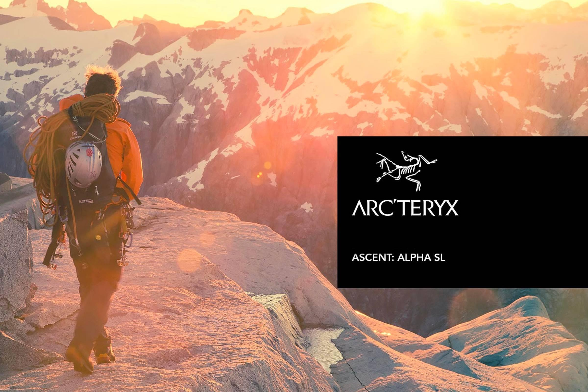 Arc'teryx Ascent