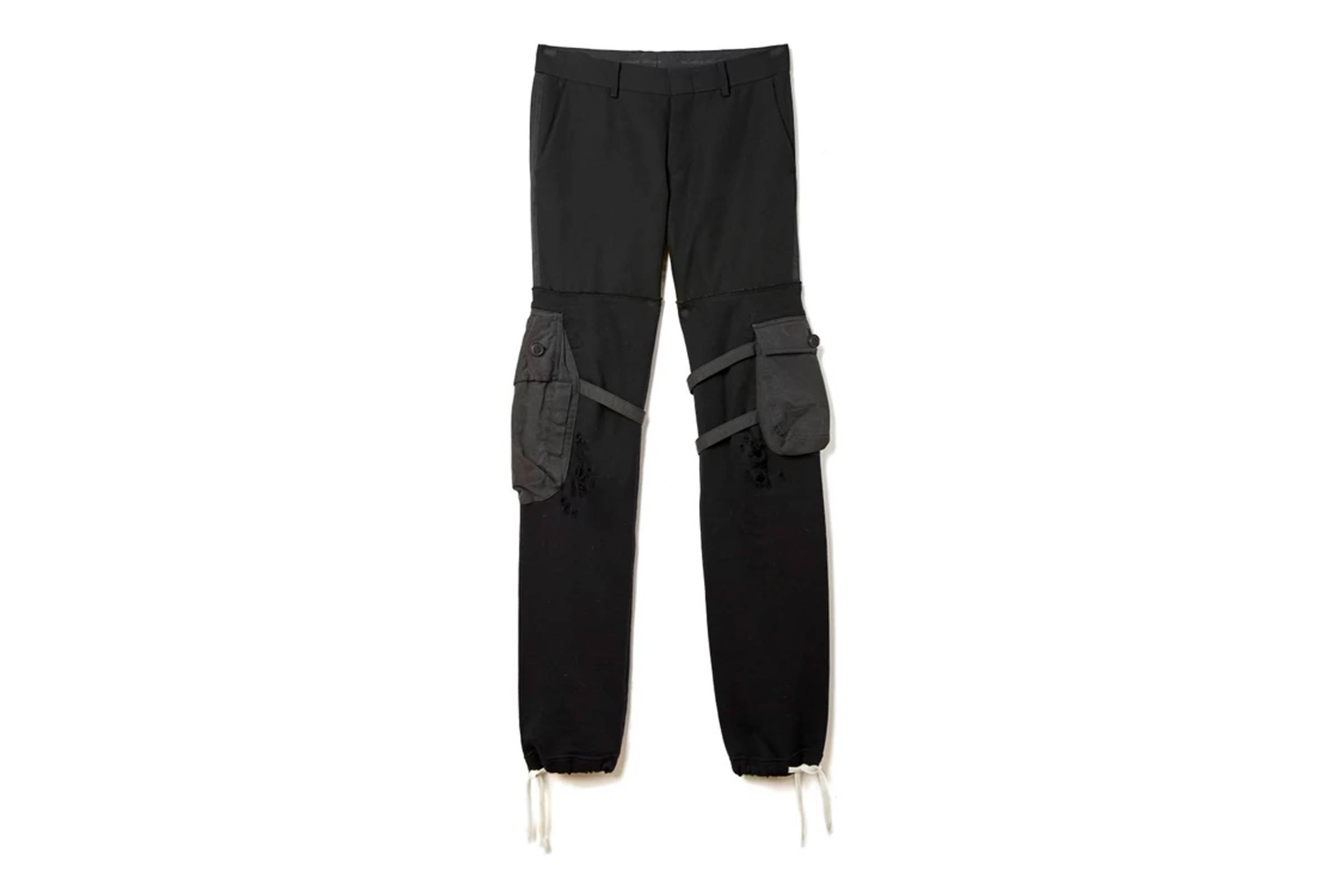 2. Number (N)ine Hybrid Cargo Sweatpants