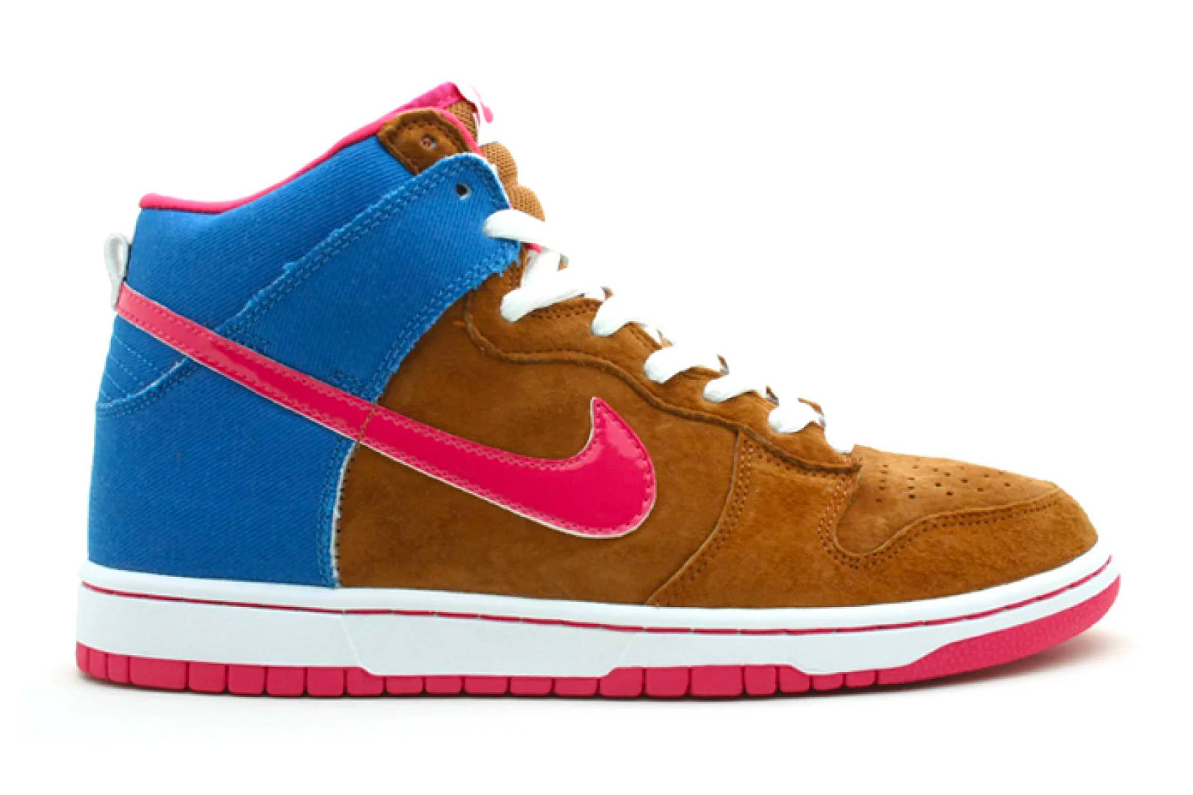 "Nike SB Dunk High ""Mr. Todd Bratrud"""