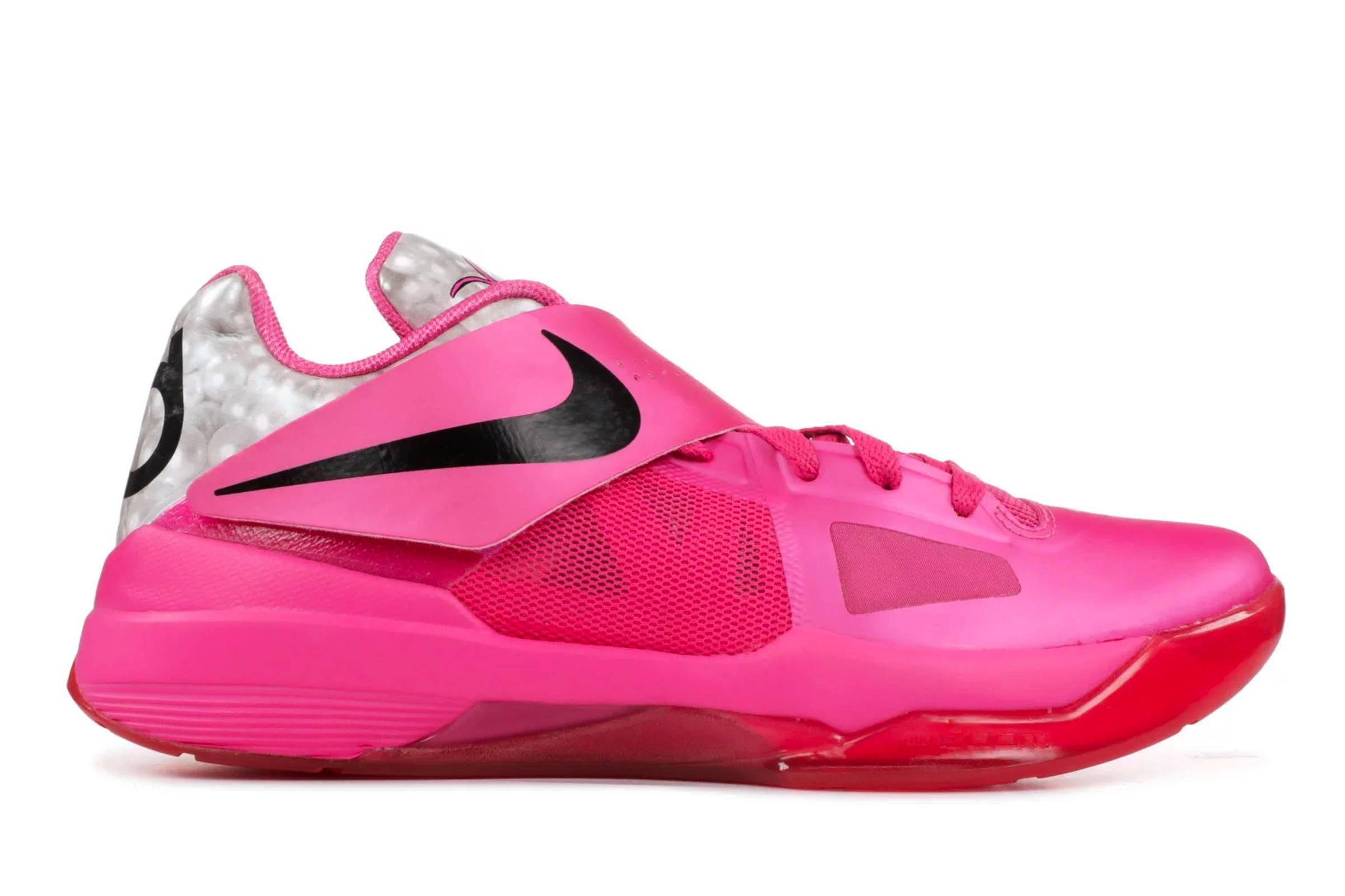 "Nike Zoom KD4 ""Aunt Pearl"""