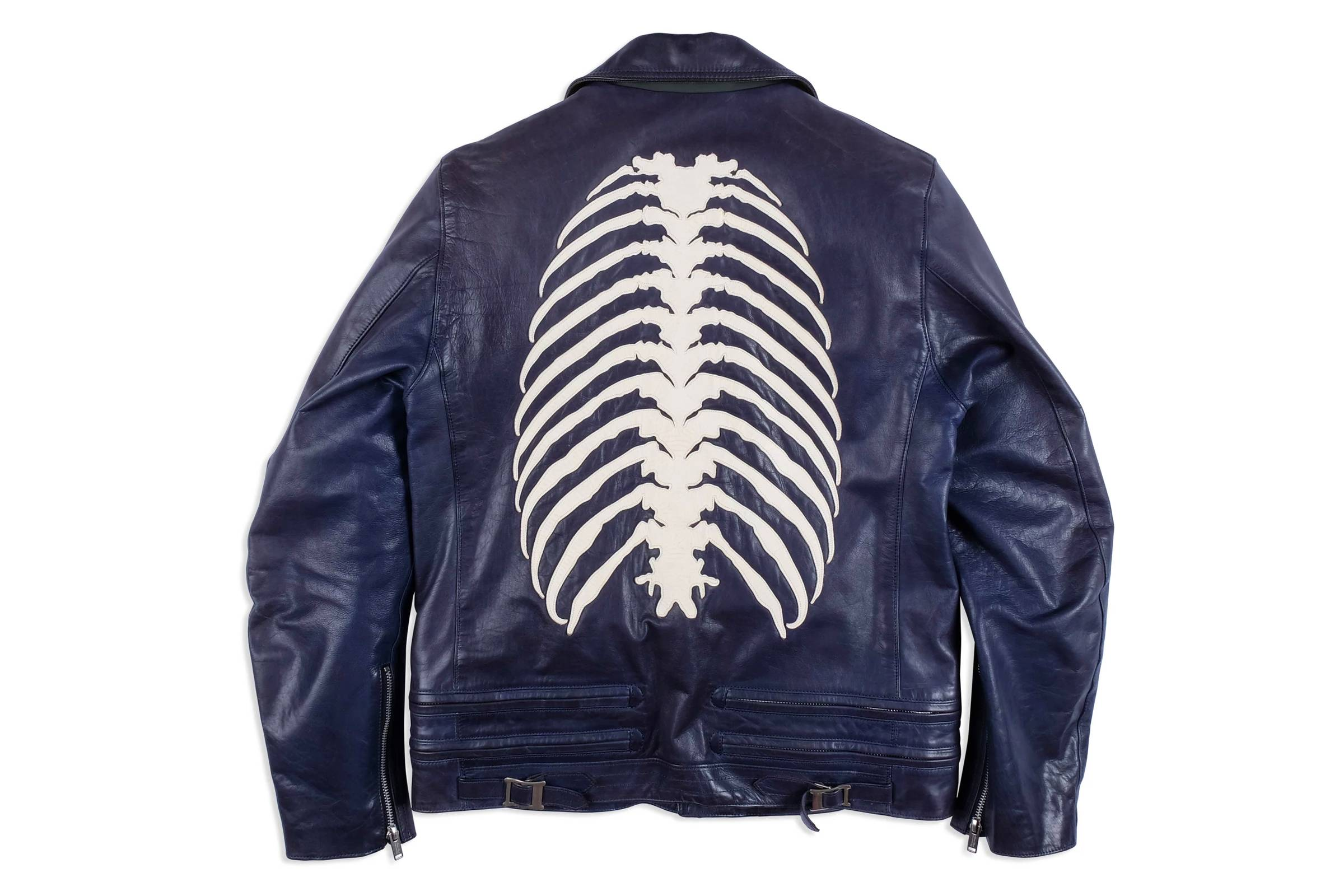 """Undercover """"Anatomicouture"""" Leather Jacket"""