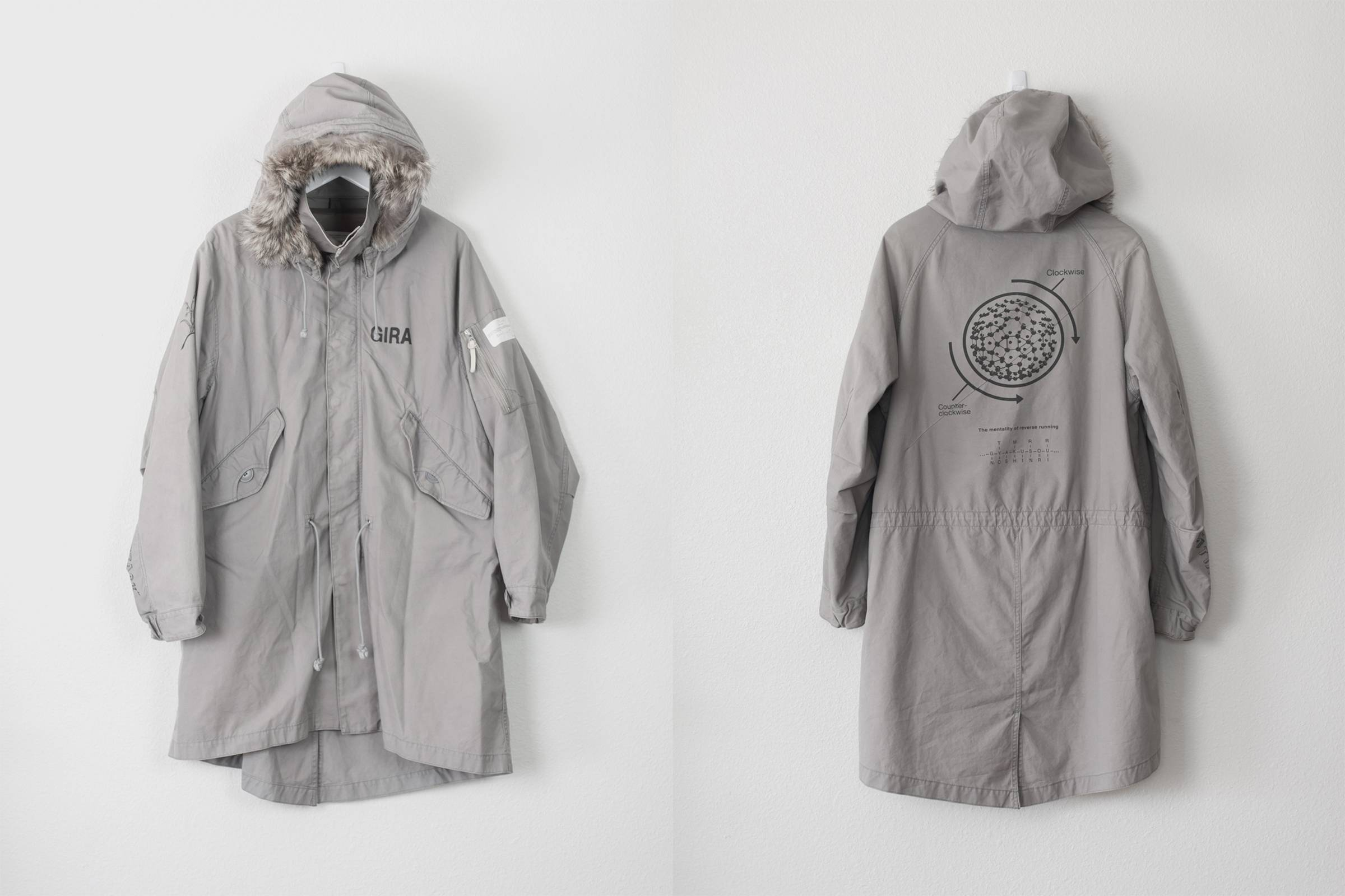 """Undercover """"G.I.R.A."""" Parka"""