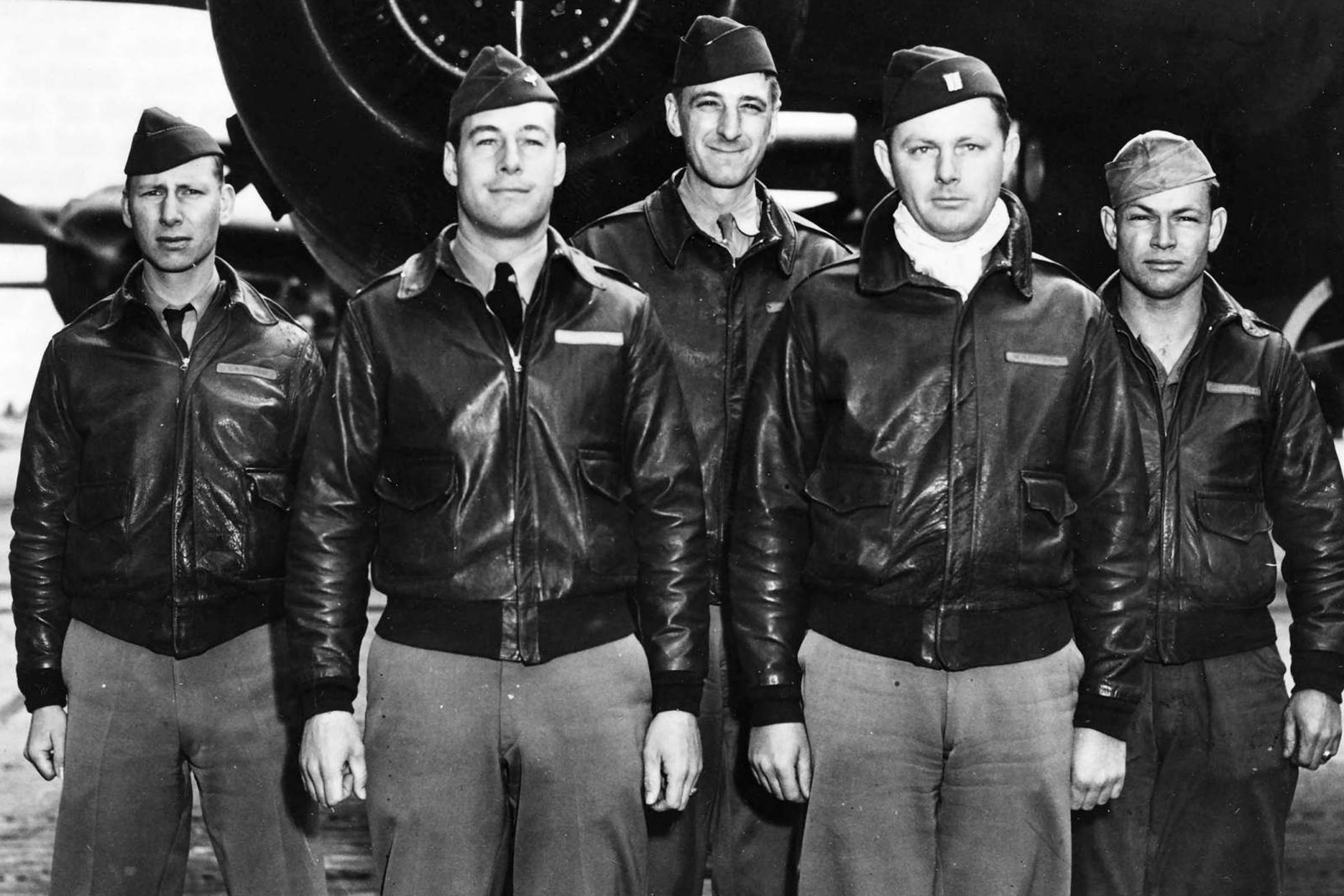 Flight Jackets and Bomber Jackets
