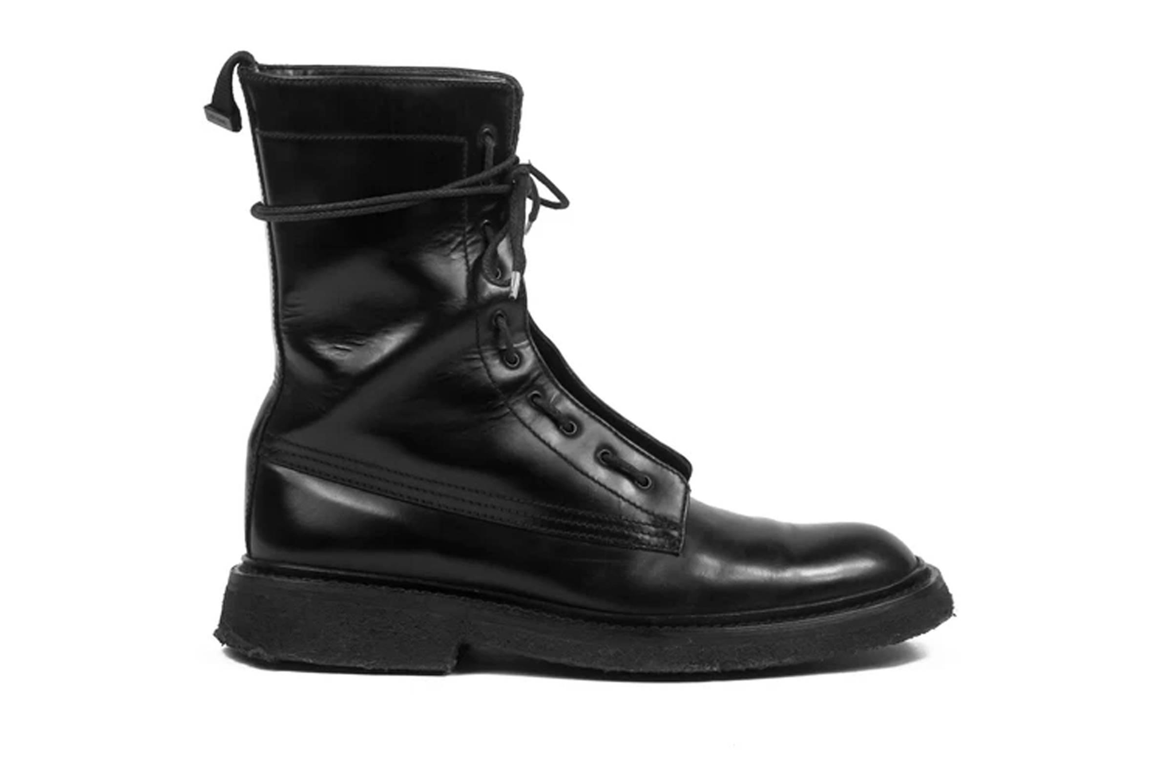 "Dior ""Navigate"" Combat Boot"