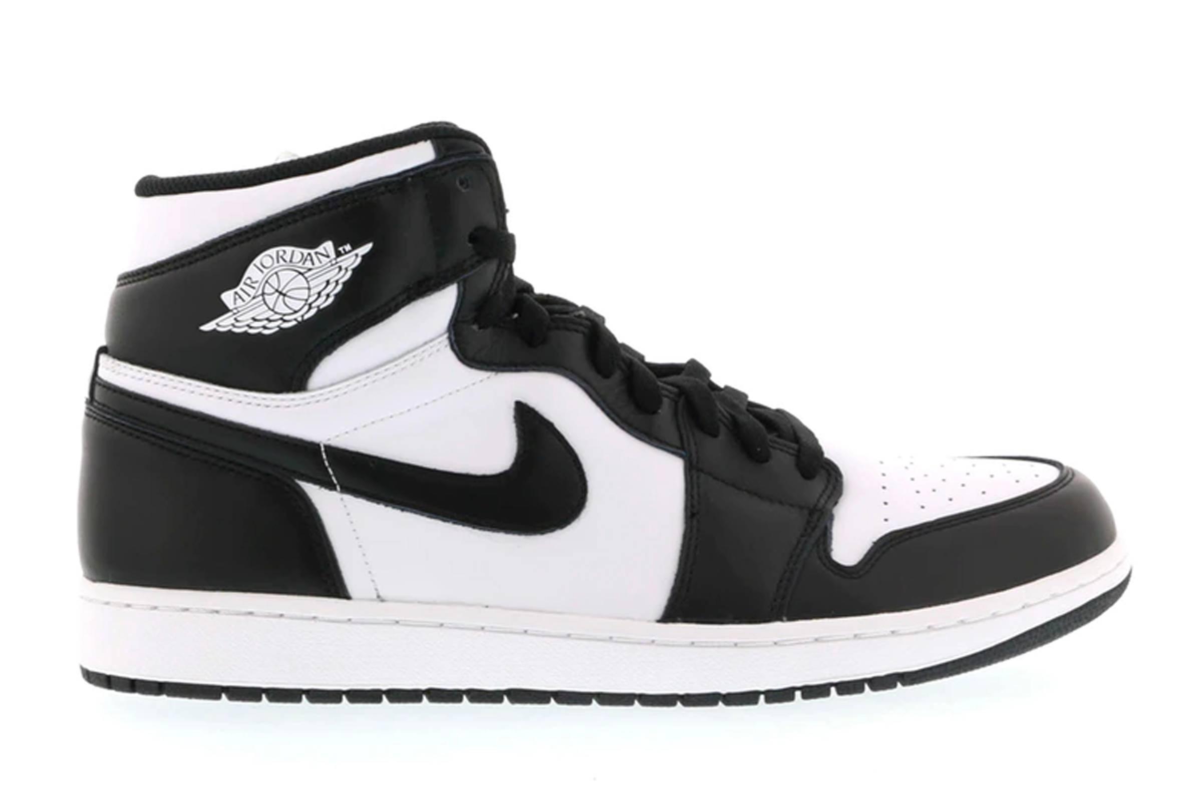 "Jordan I ""Black/White"""