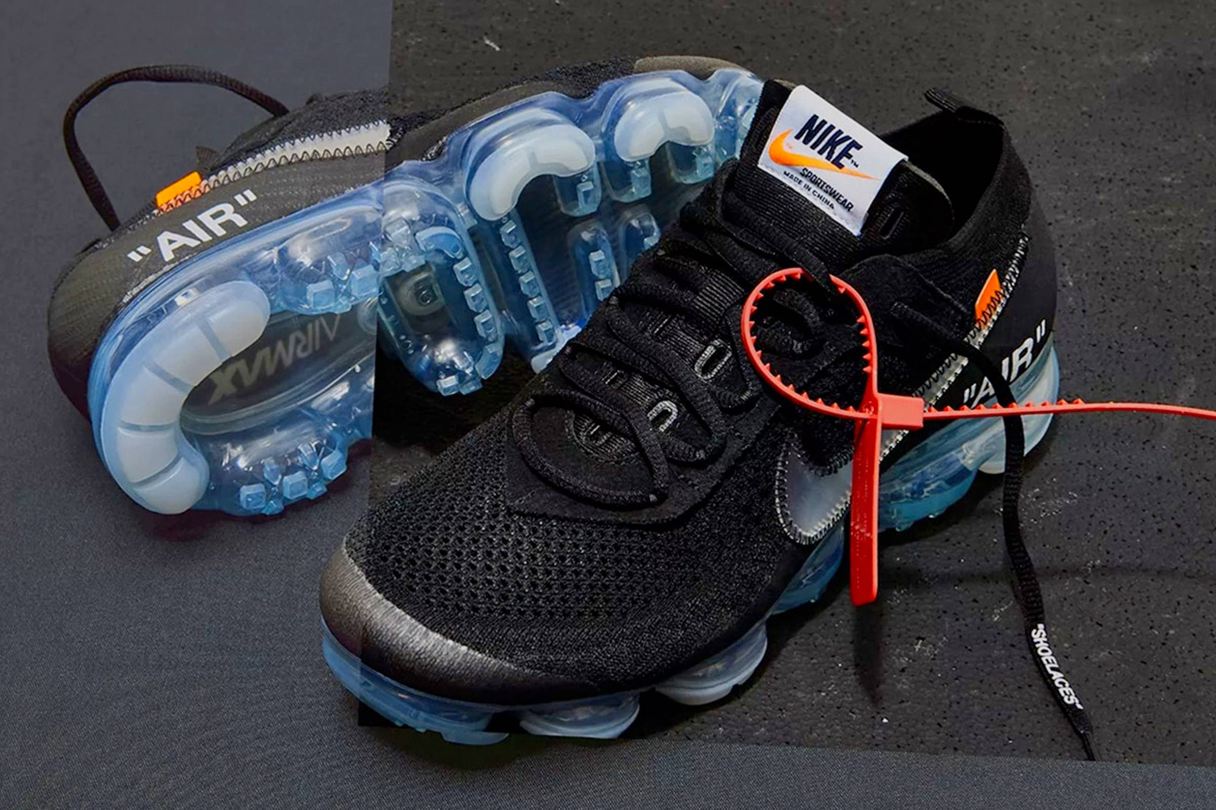 c6fa656064 Release Details for the Upcoming Off-White Nike VaporMax
