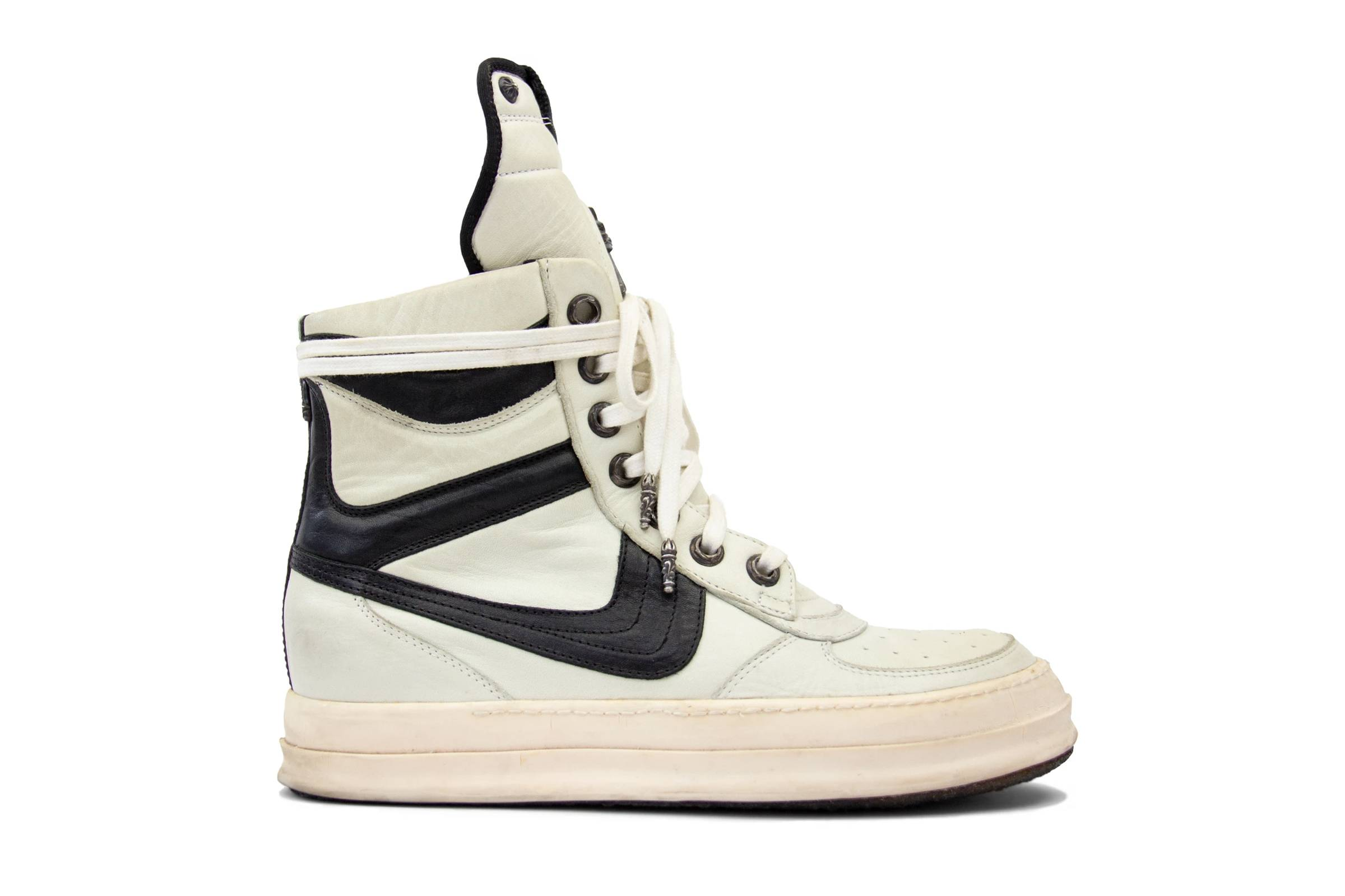 Chrome Hearts x Rick Owens Dunks