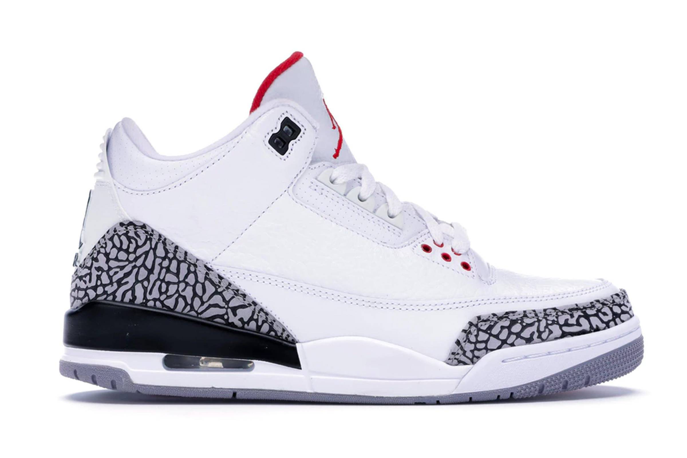"Jordan III ""White/Cement"""