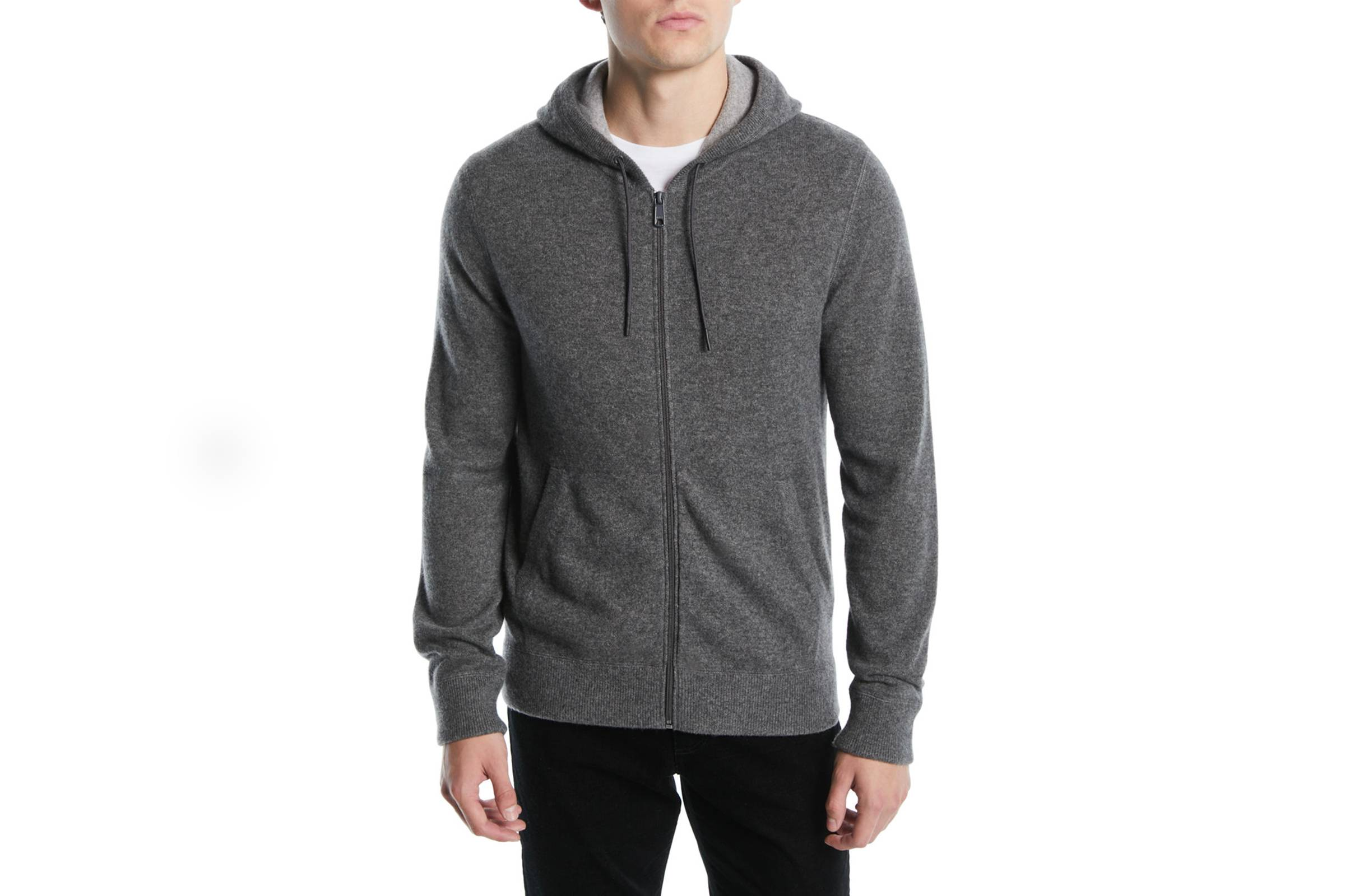 9. Vince Cashmere Hoodie
