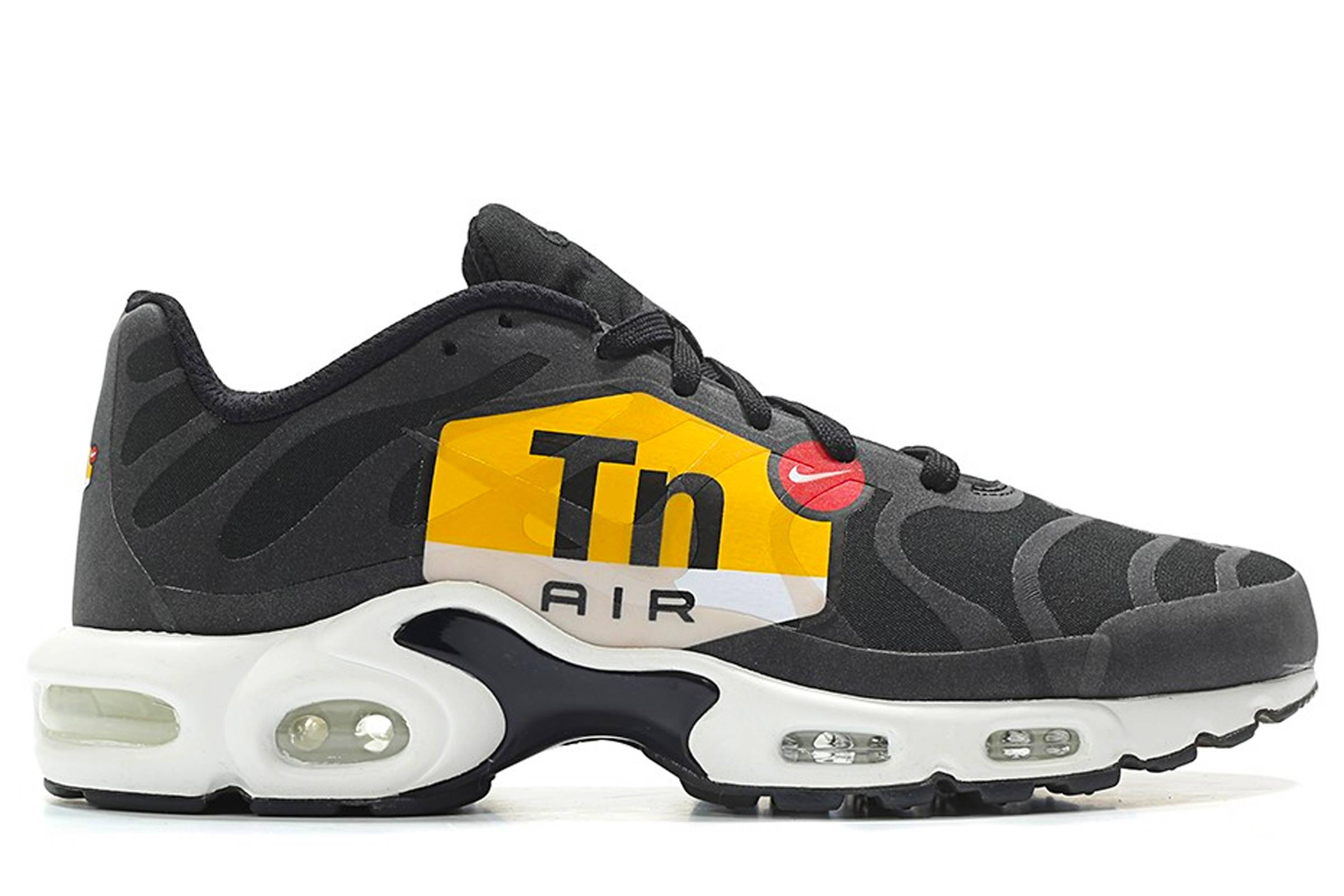 separation shoes e0ffb 40b71 Air Max Plus Big Logo
