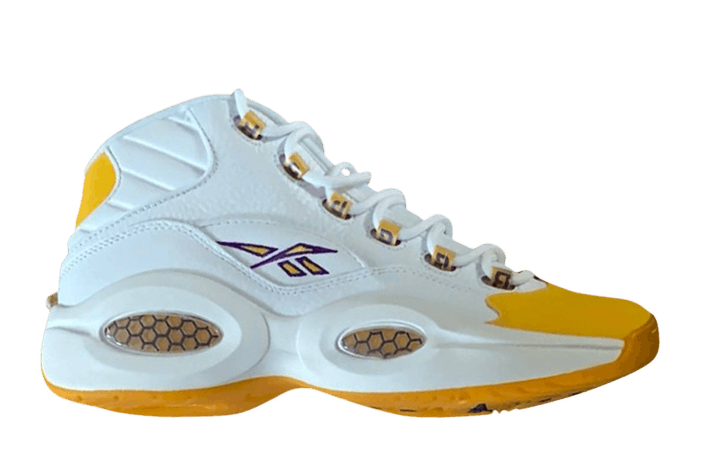 "Shoe Palace x Reebok Question Mid ""Yellow Toe"""