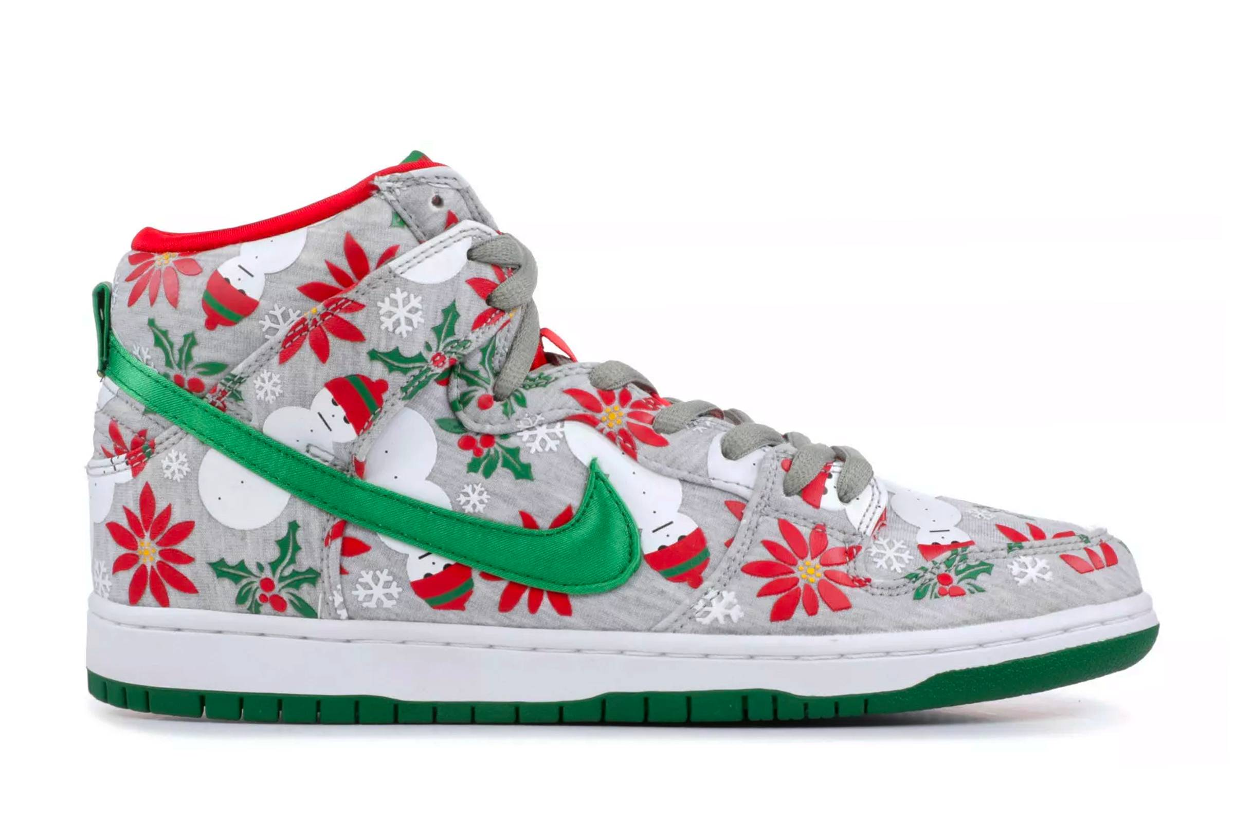 "Concepts x Nike SB Dunk High ""Ugly Christmas Sweater"""