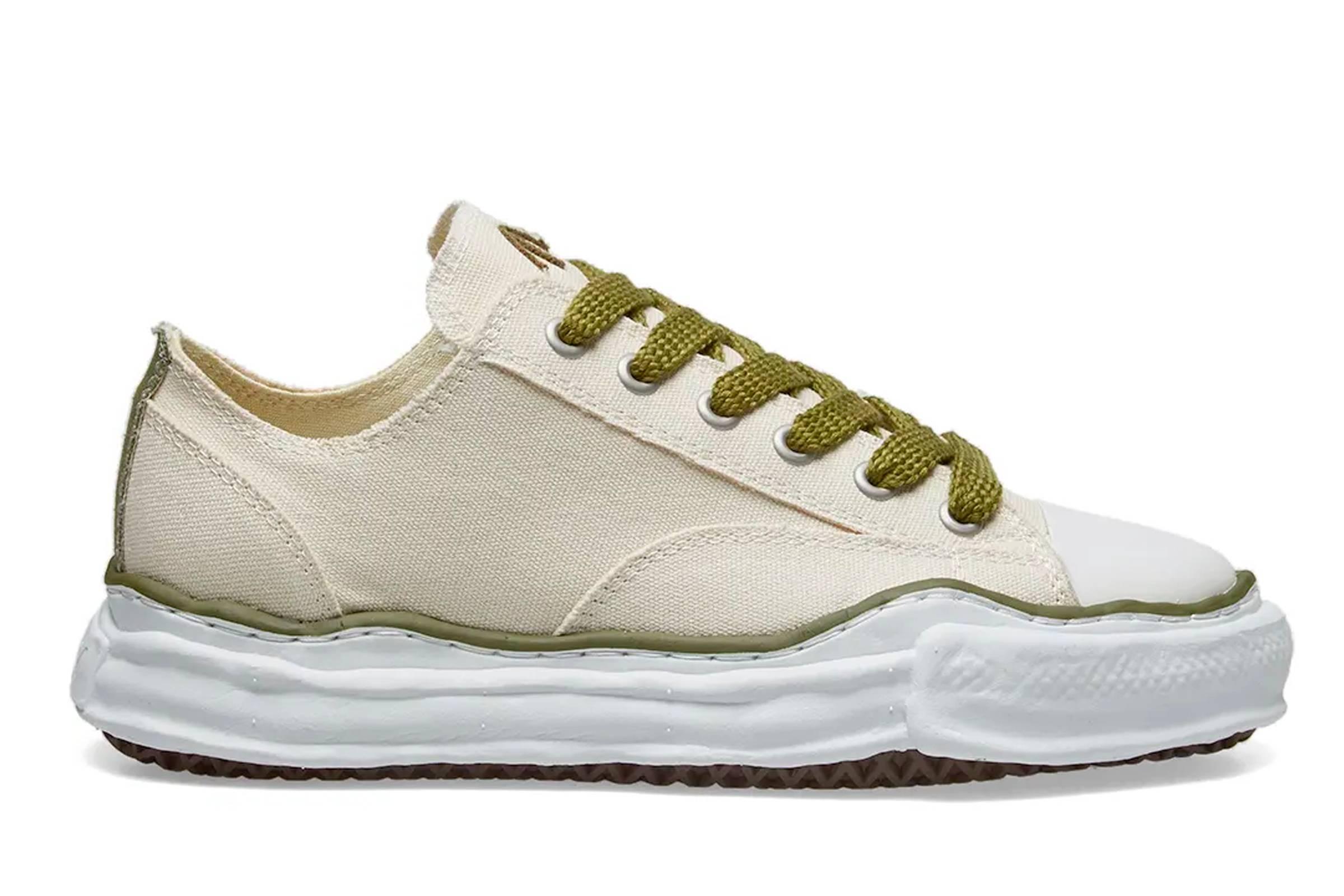 Nigel Cabourn x Miharayasuhiro Sneaker