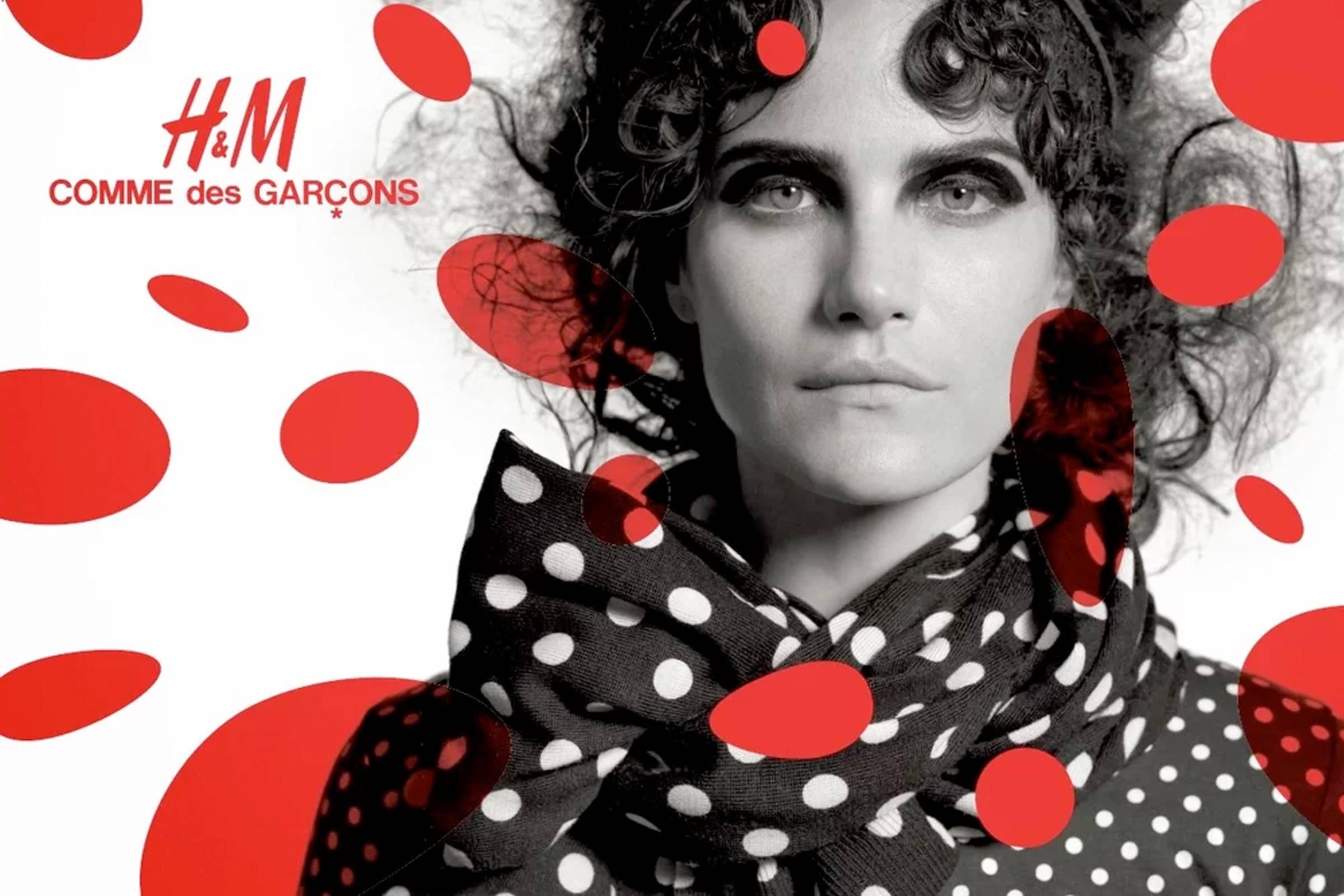 Comme des Garçons x H&M (2008)
