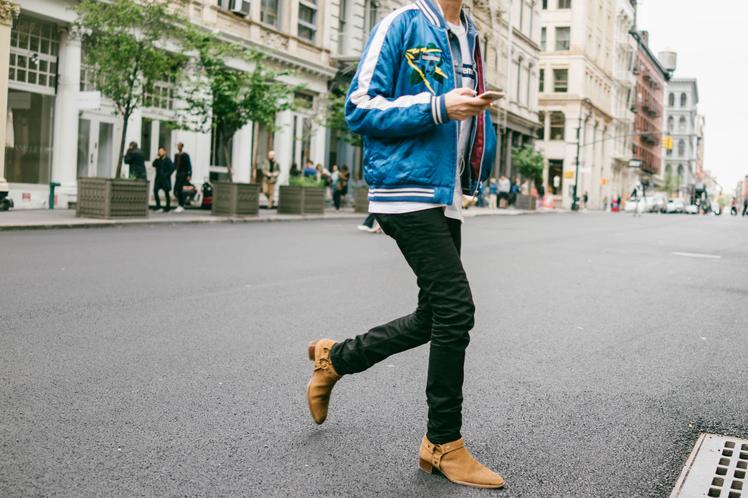 NYC Street Style: May 11, 2016