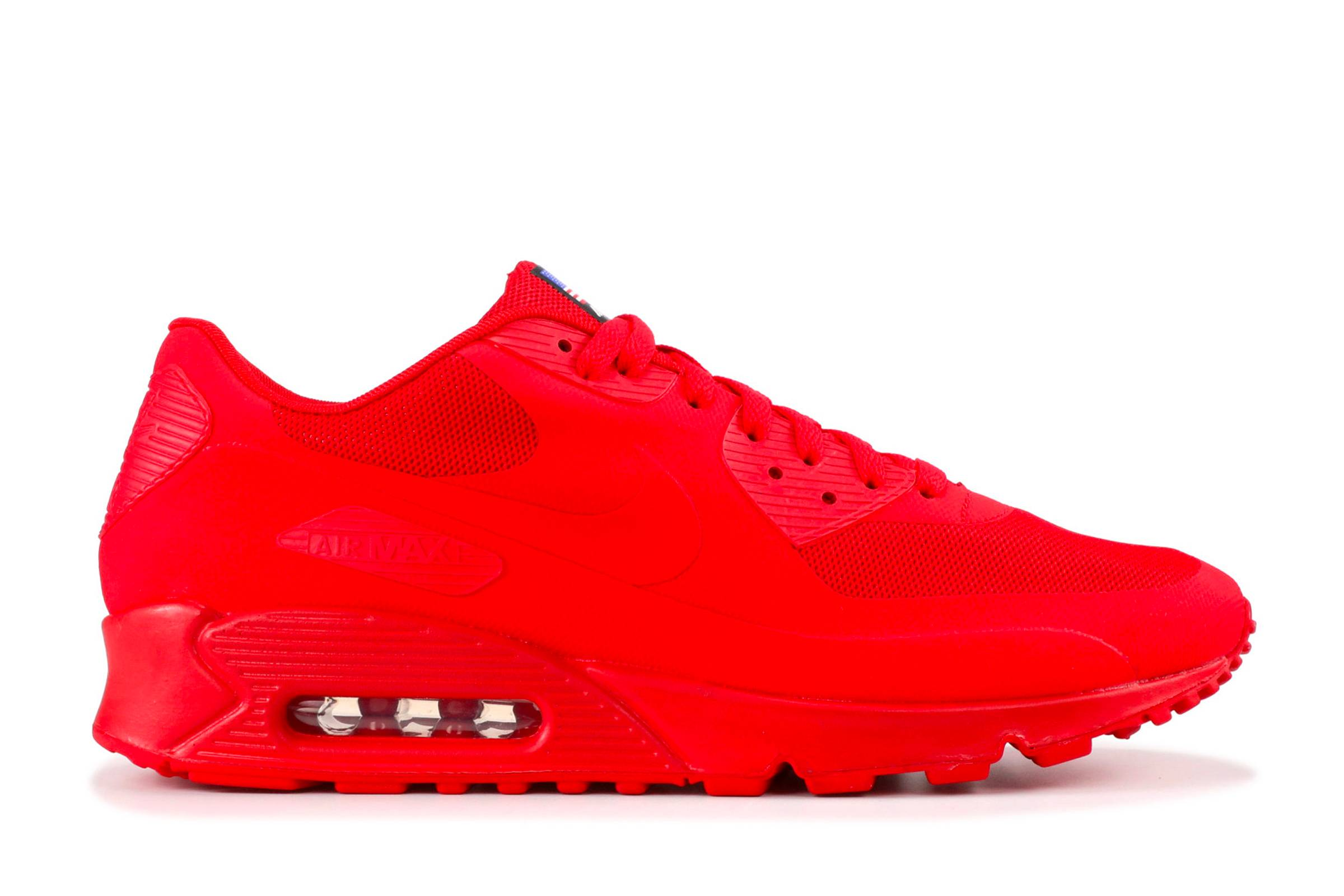 "Nike Air Max 90 Hyperfuse QS ""USA-Red"""