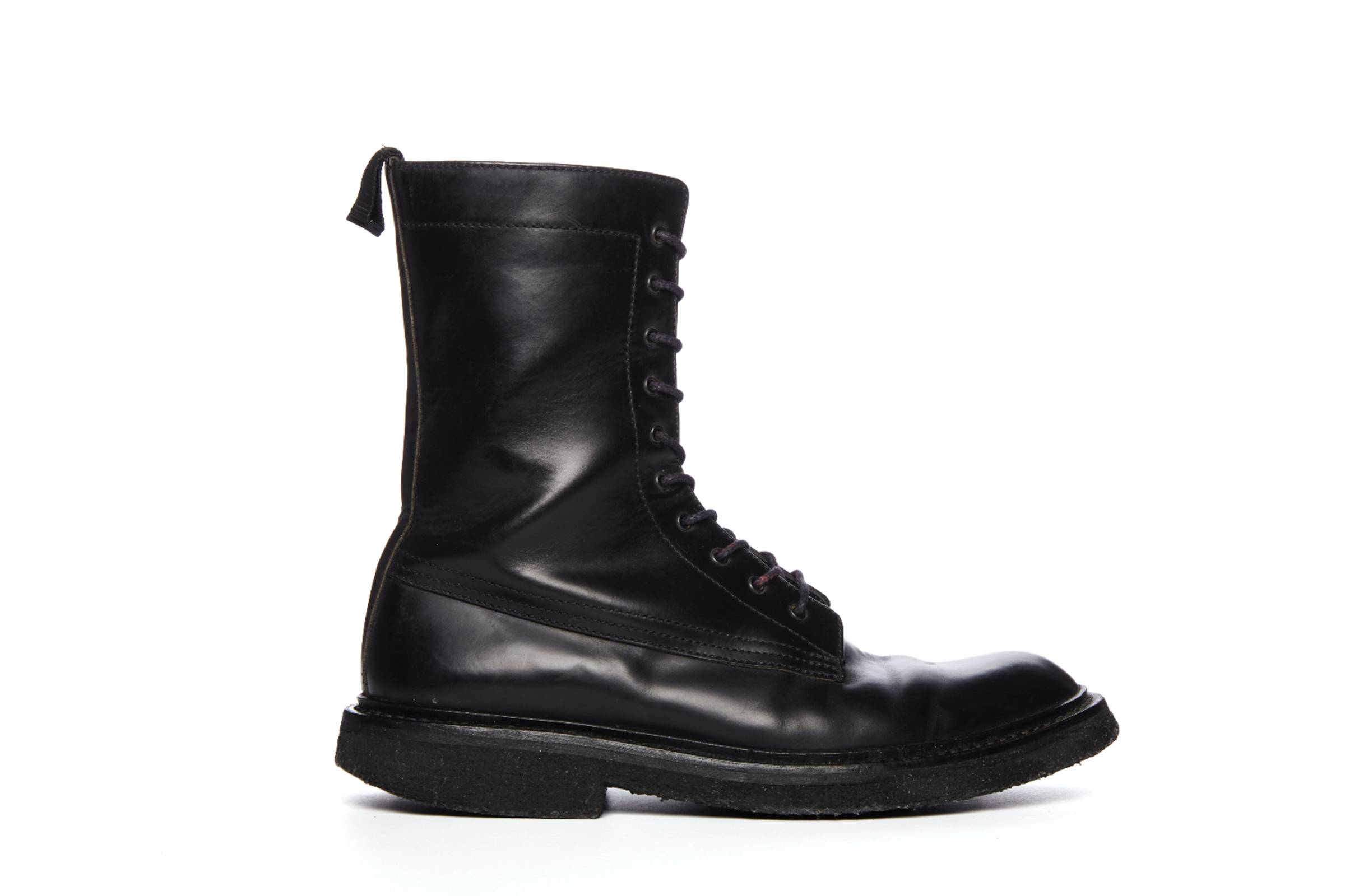 "Dior Homme ""Navigate"" Combat Boots"