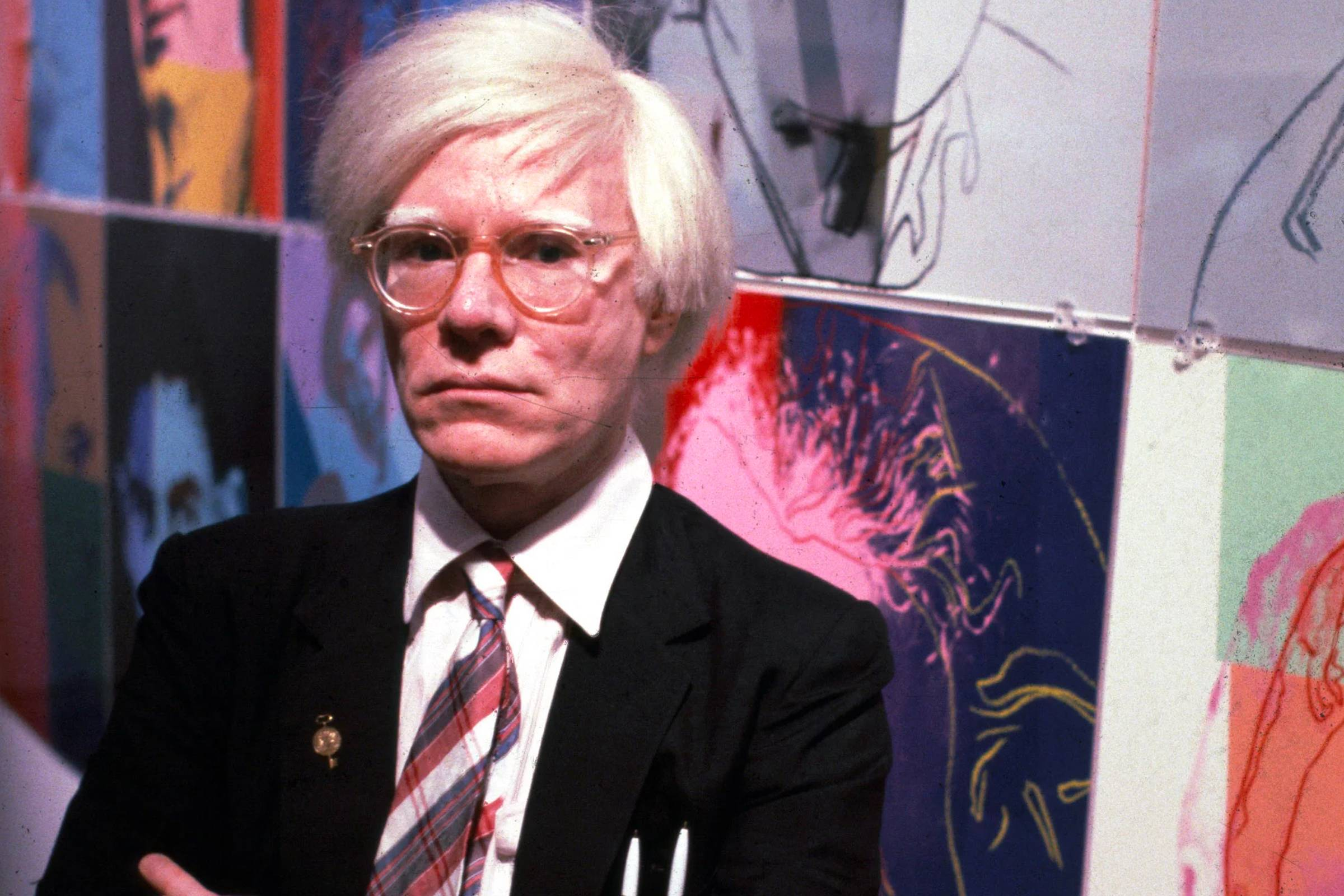 The Amalgamation of an Icon: Andy Warhol