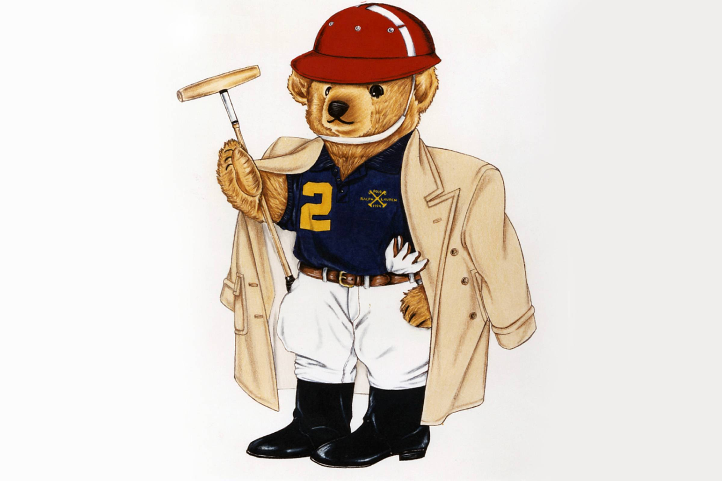 "Designing Ralph Lauren's Polo Bear: A Conversation with Richard ""Dick"" Tahsin"