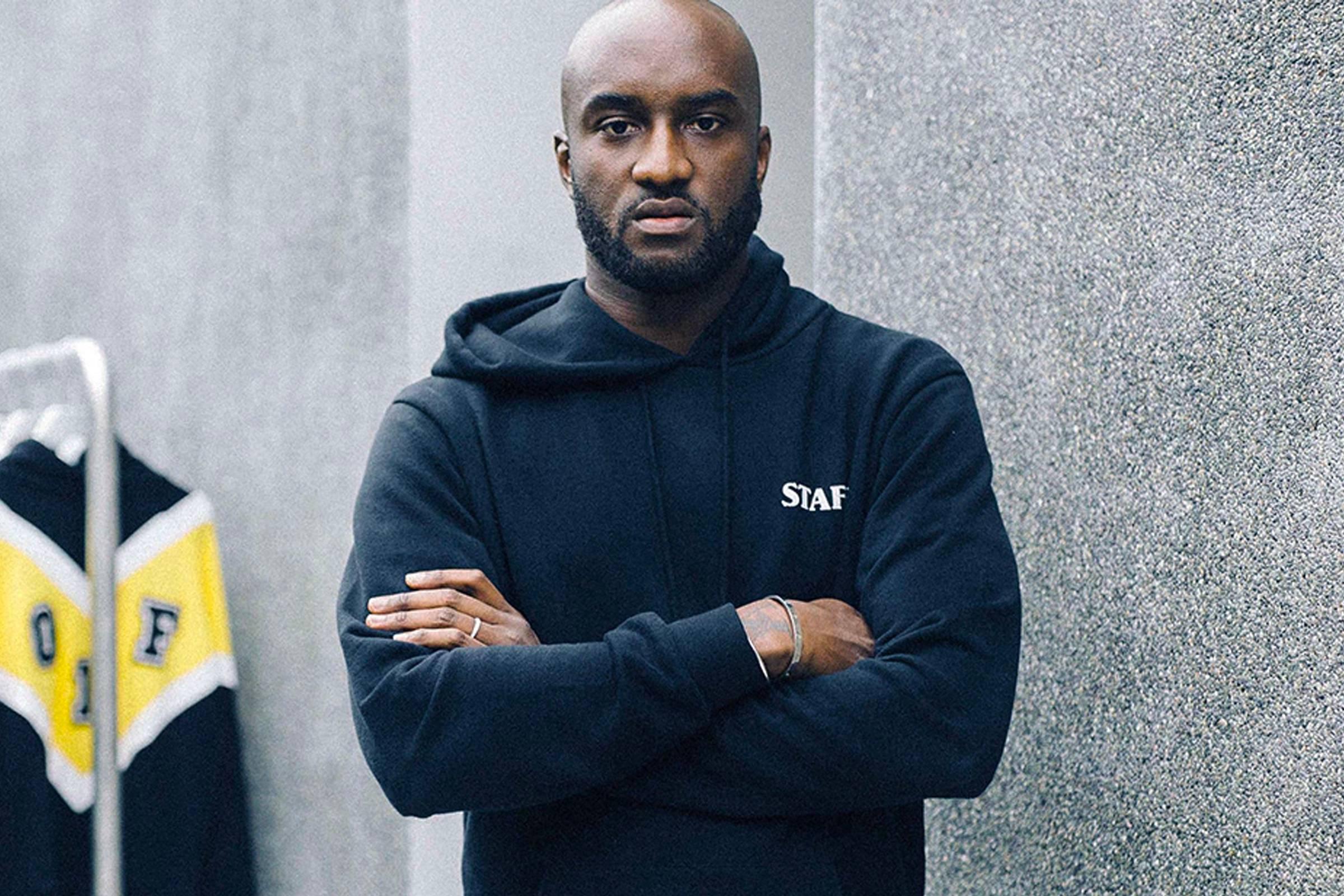 Virgil Abloh Named Louis Vuitton Menswear Artistic Director