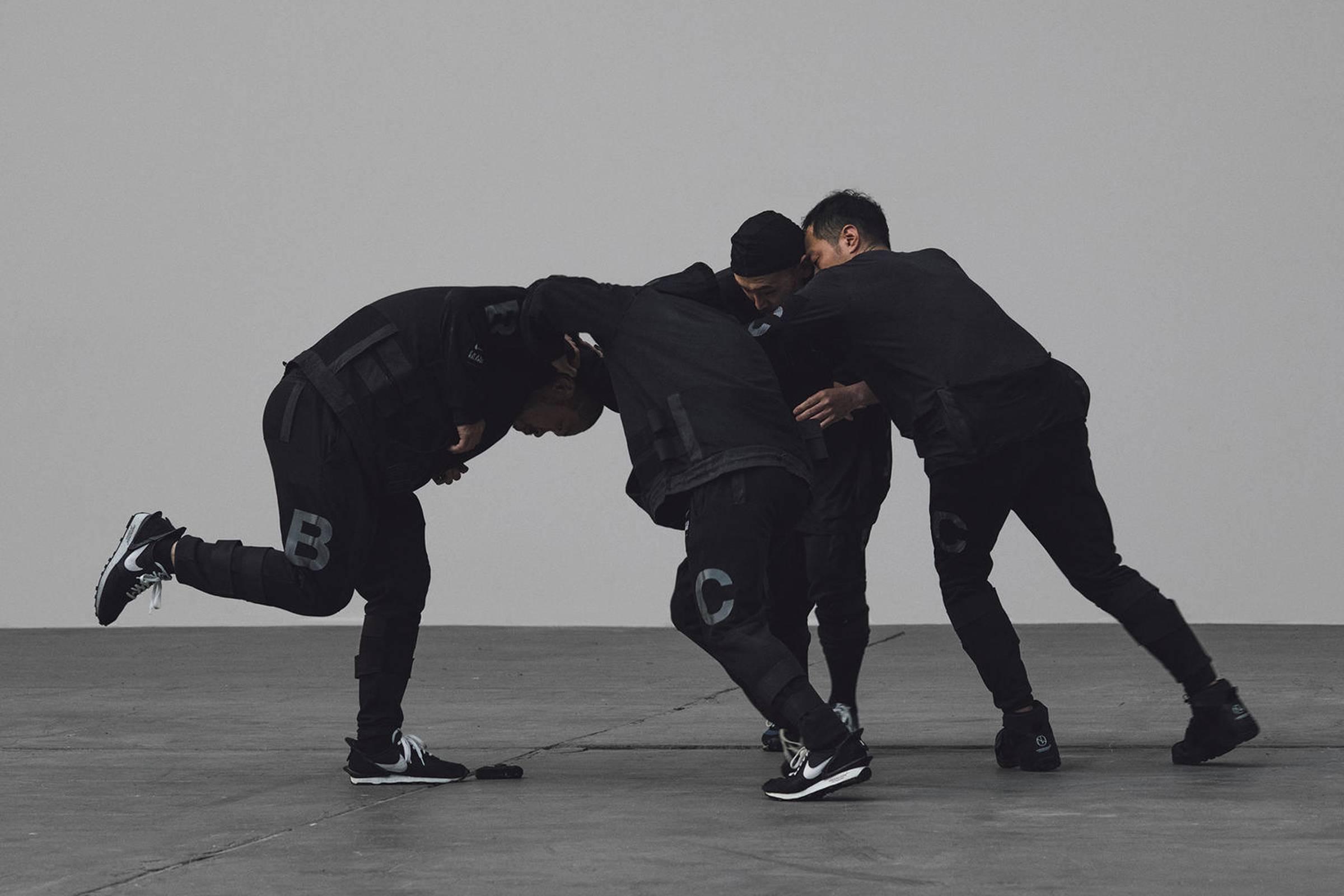 Jun Takahashi and Nike