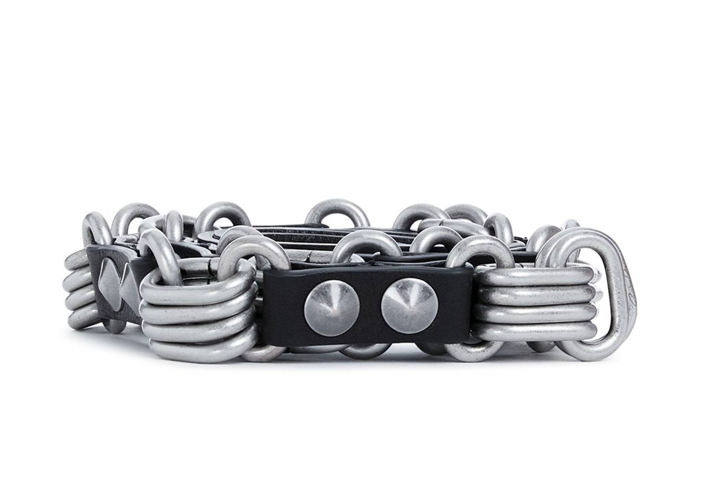 Rick Owens Studded Performa Belt