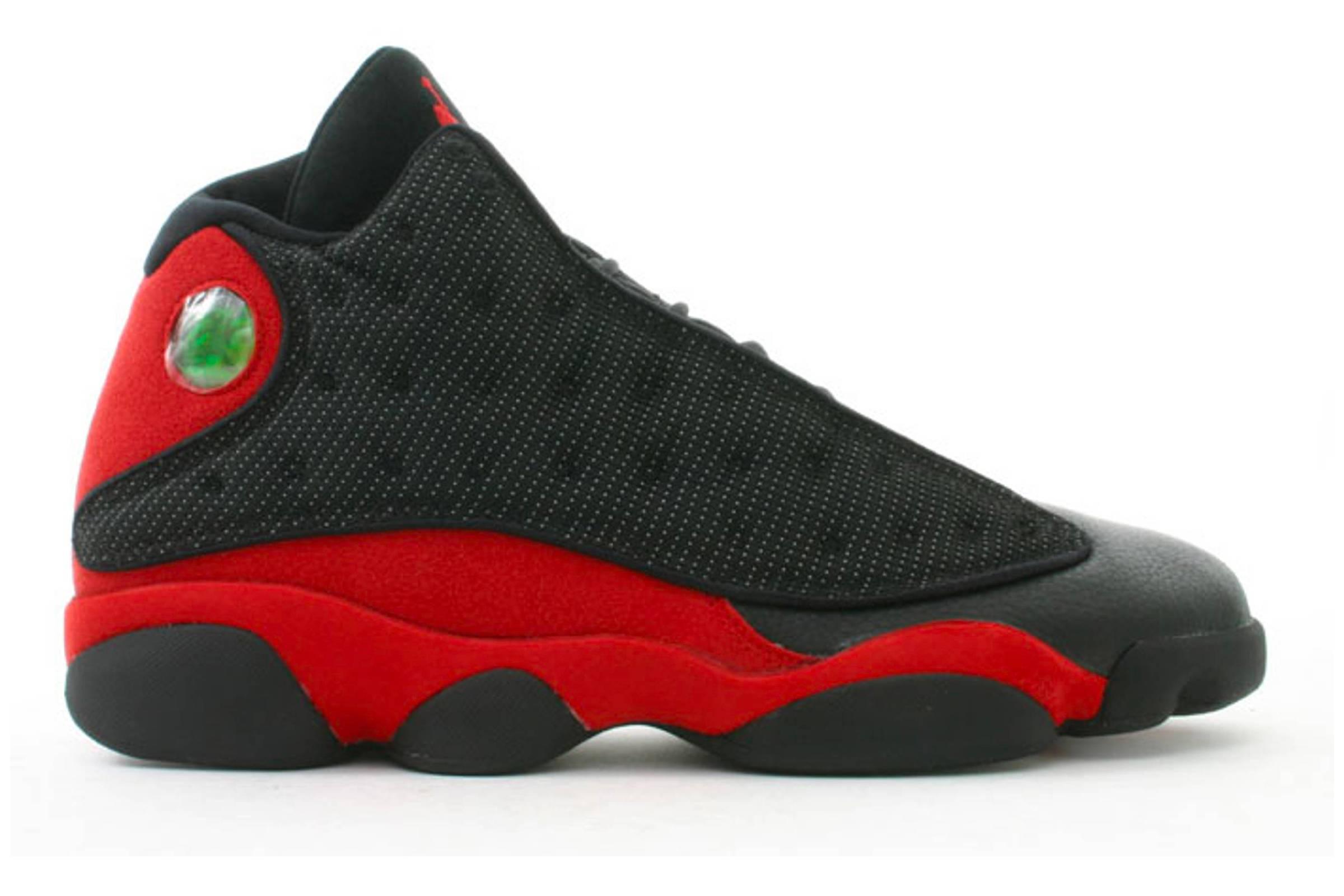 "Jordan XIII ""Black/Red"""