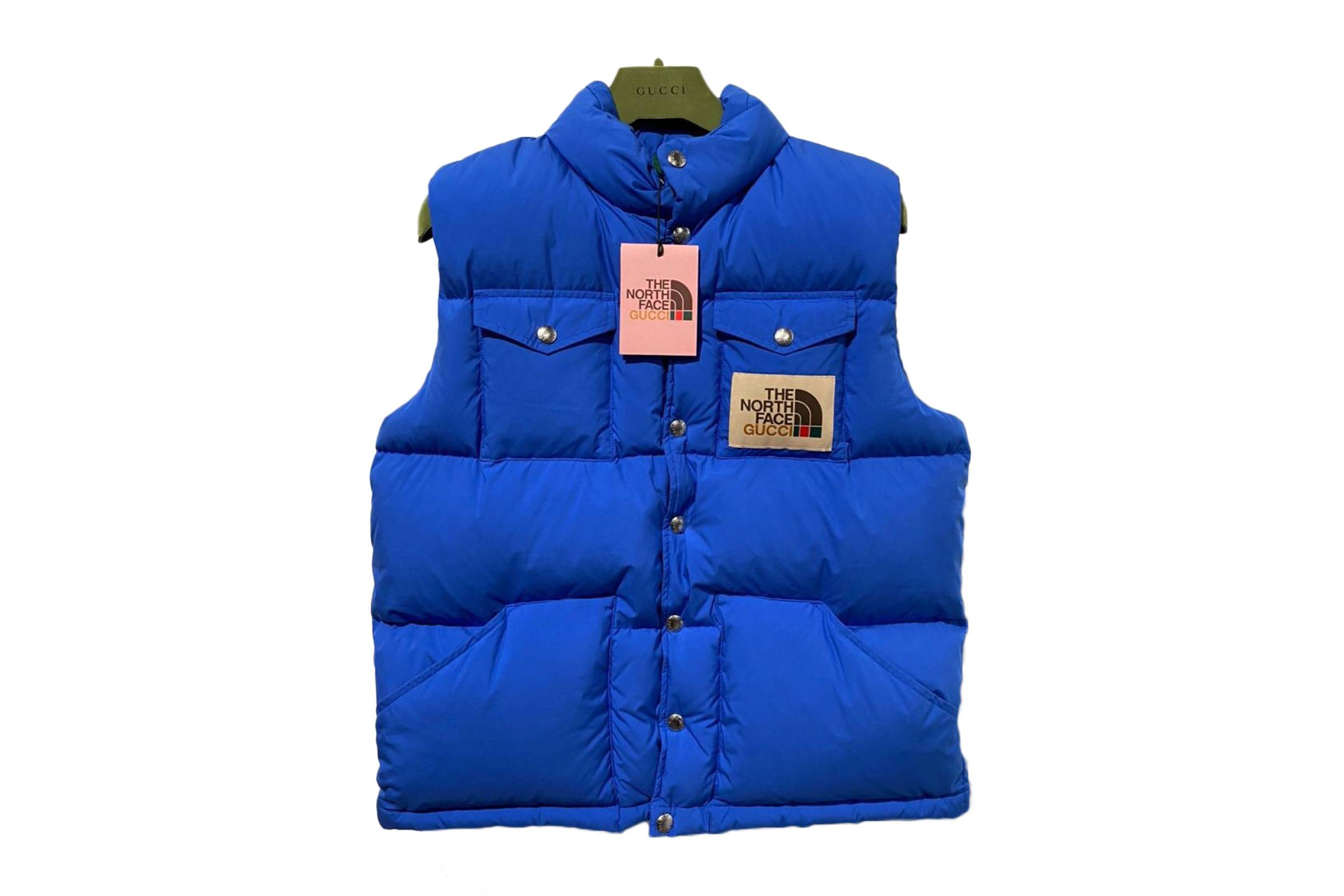 Gucci x The North Face Puffer Vest