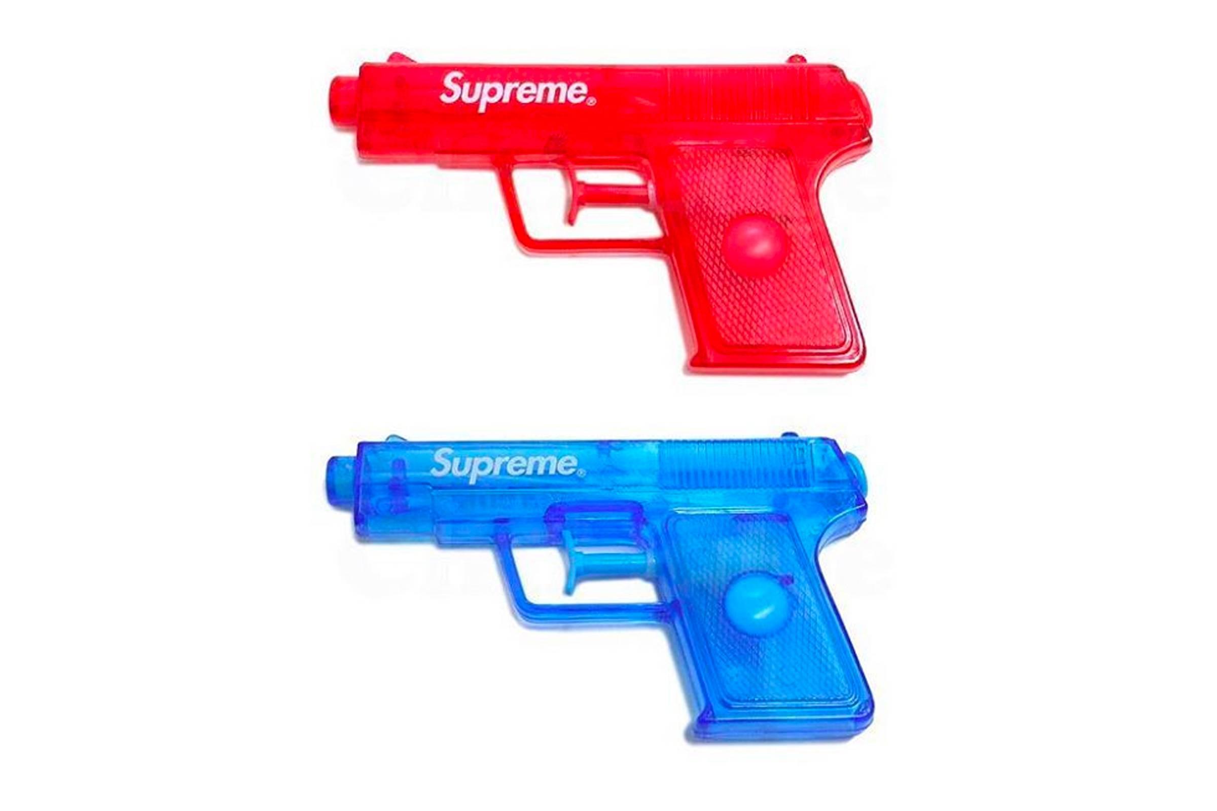 Supreme Water Pistol (Spring/Summer 2011)