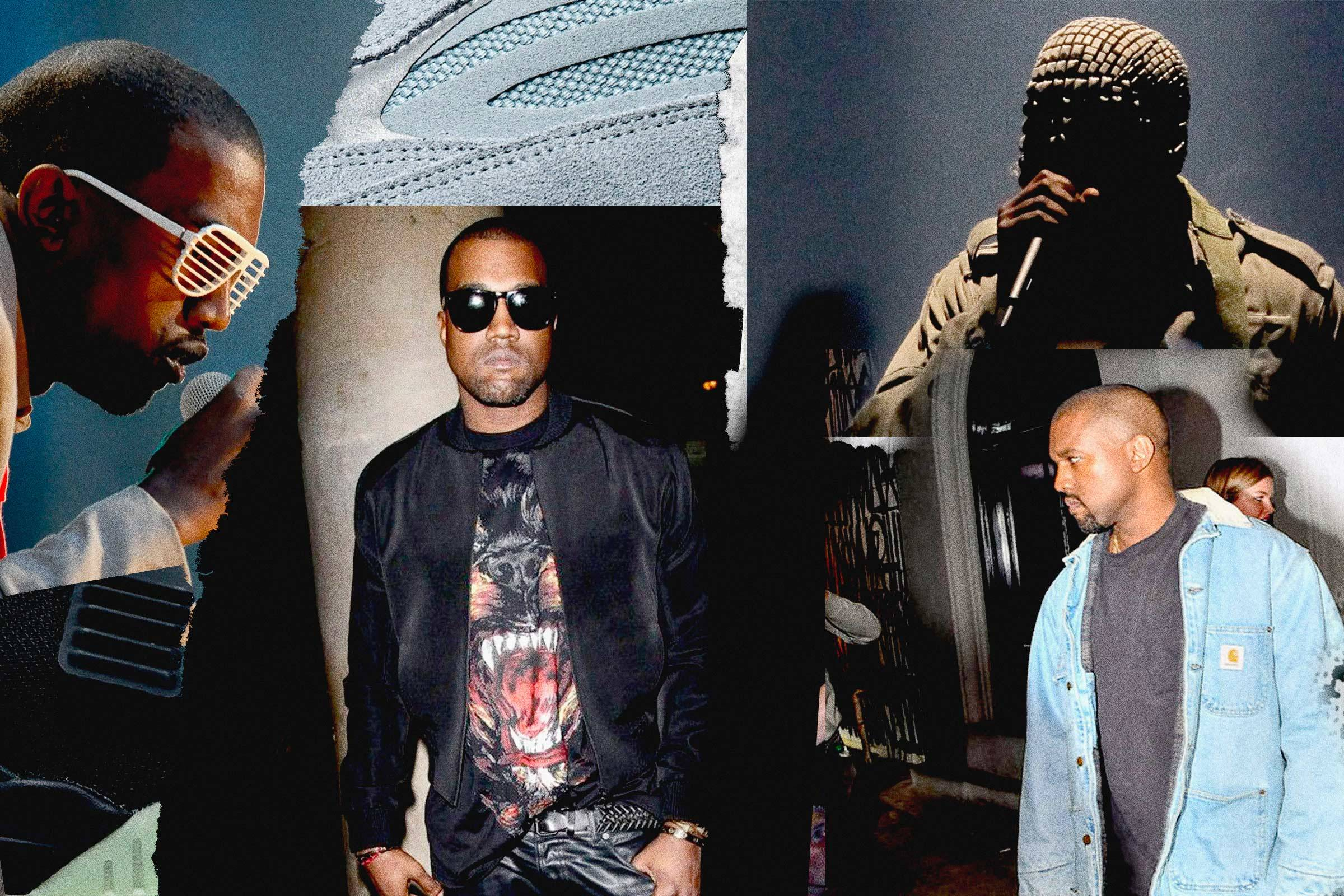 The Kanye Effect: A History of Kanye West's Impact on Fashion