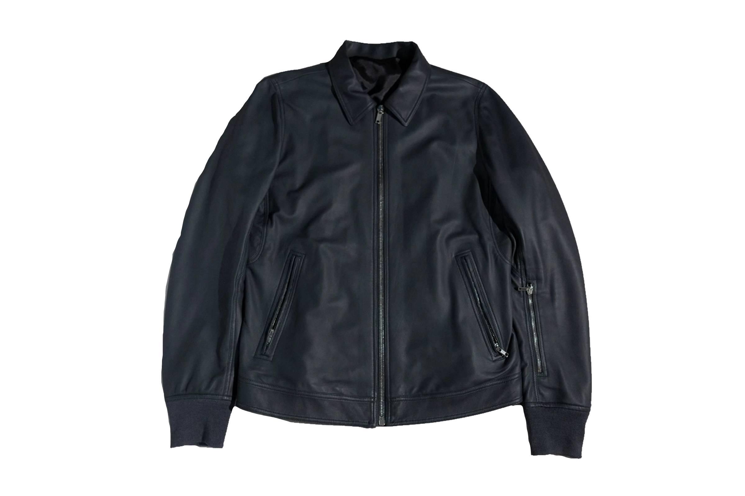 "Rick Owens ""Babel"" Rotterdam Jacket"