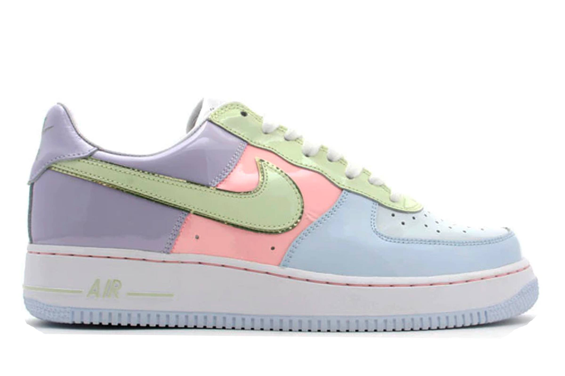 "Nike Air Force 1 ""Easter Egg"""