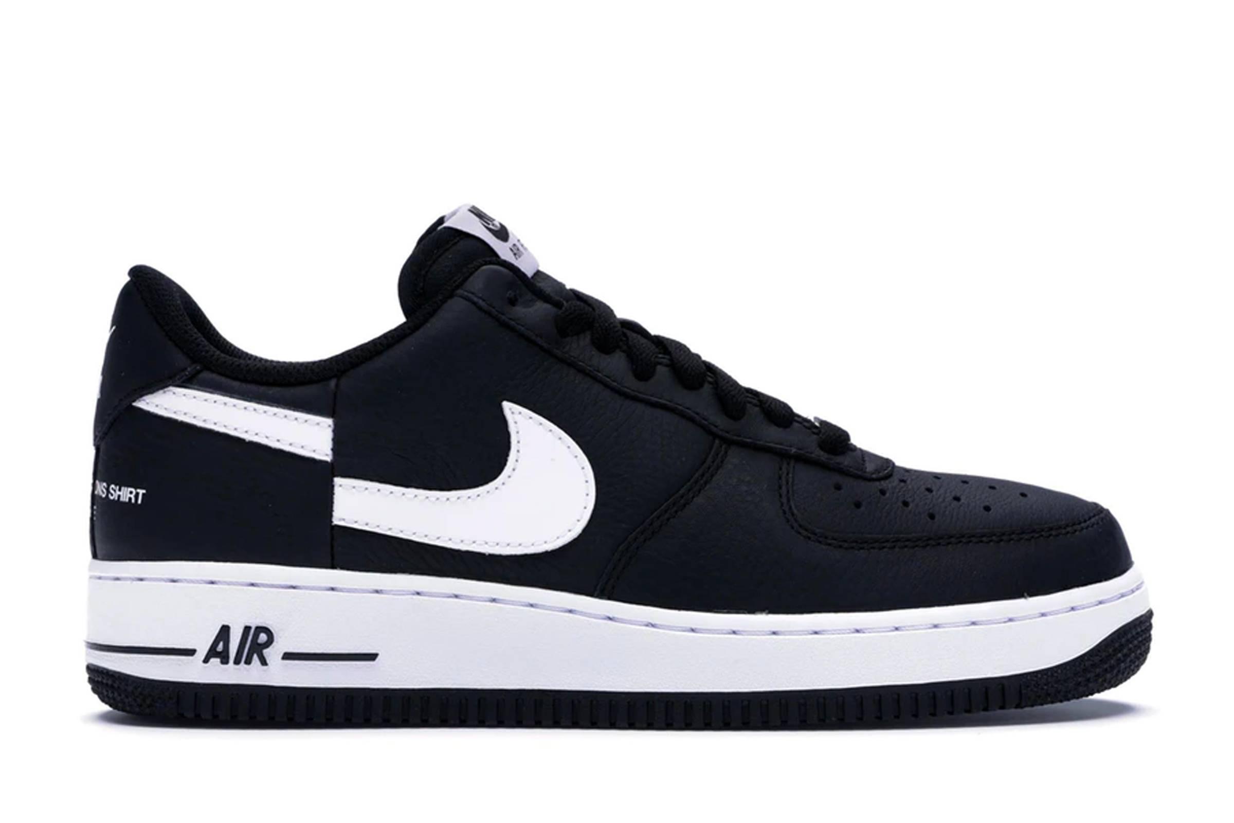 Comme des Garçons SHIRT x Supreme x Nike Air Force 1