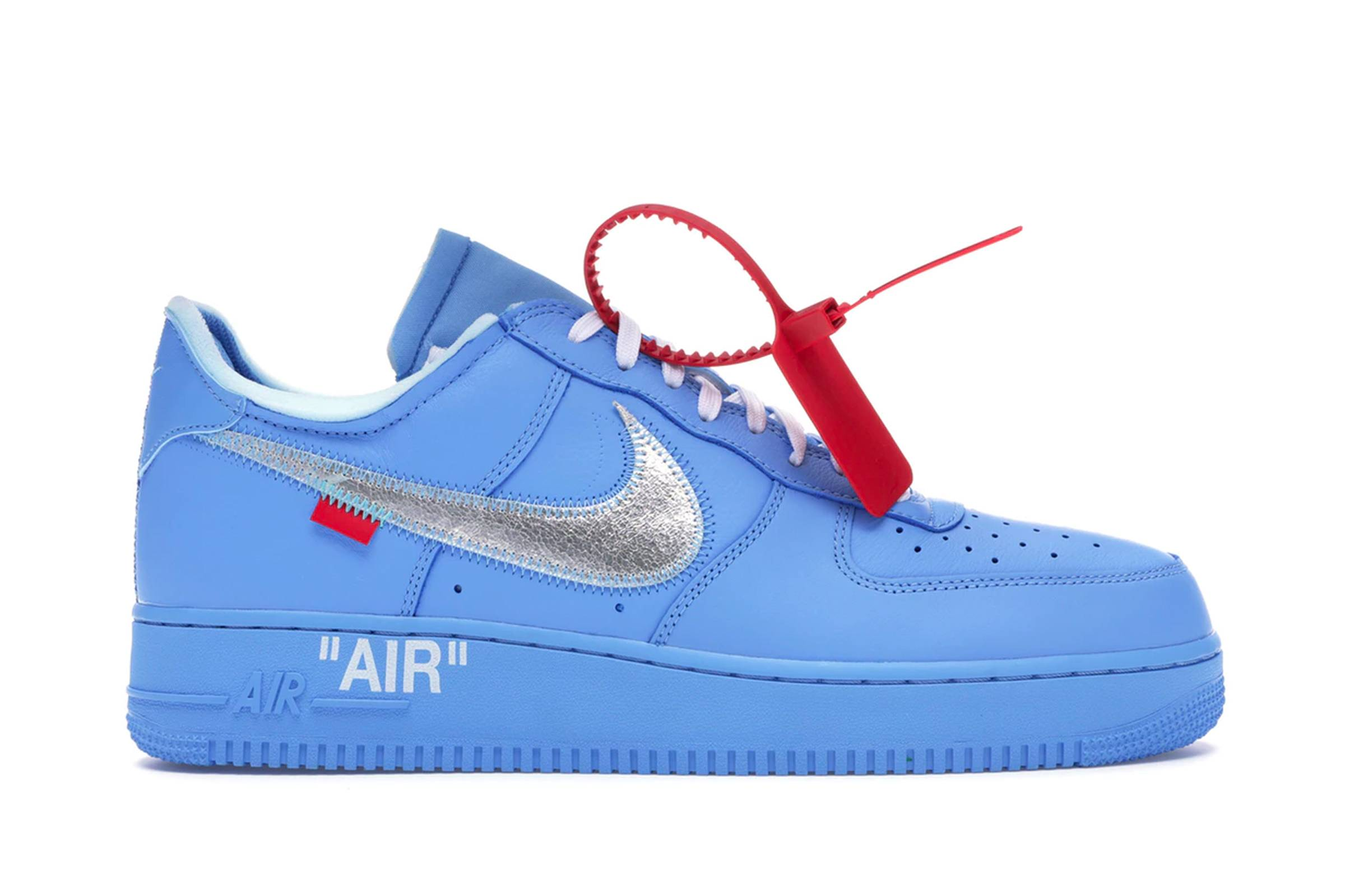 "Off-White x Nike ""MCA"" Air Force 1 *Signed*"