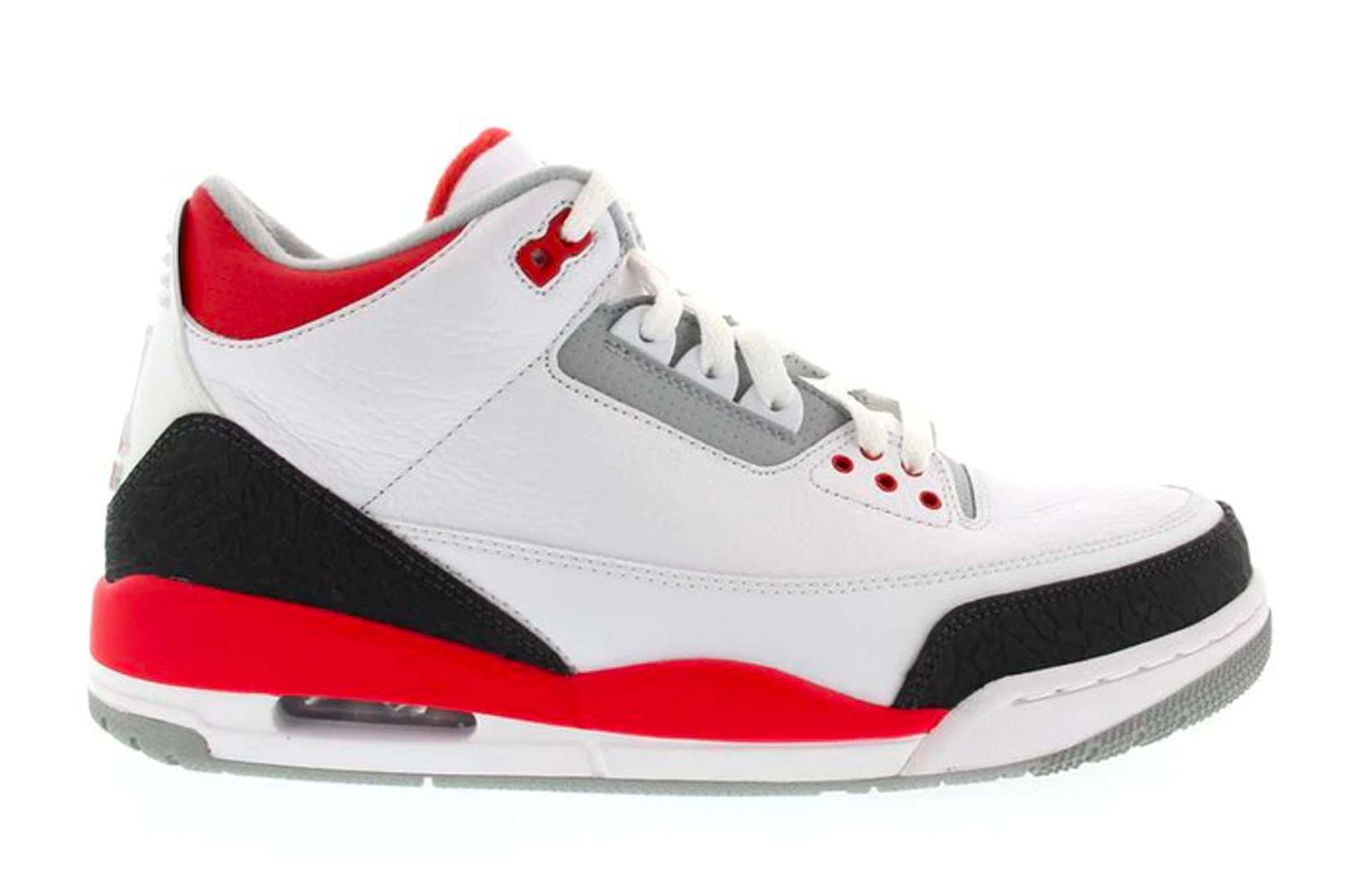 """Jordan III """"Fire Red"""""""