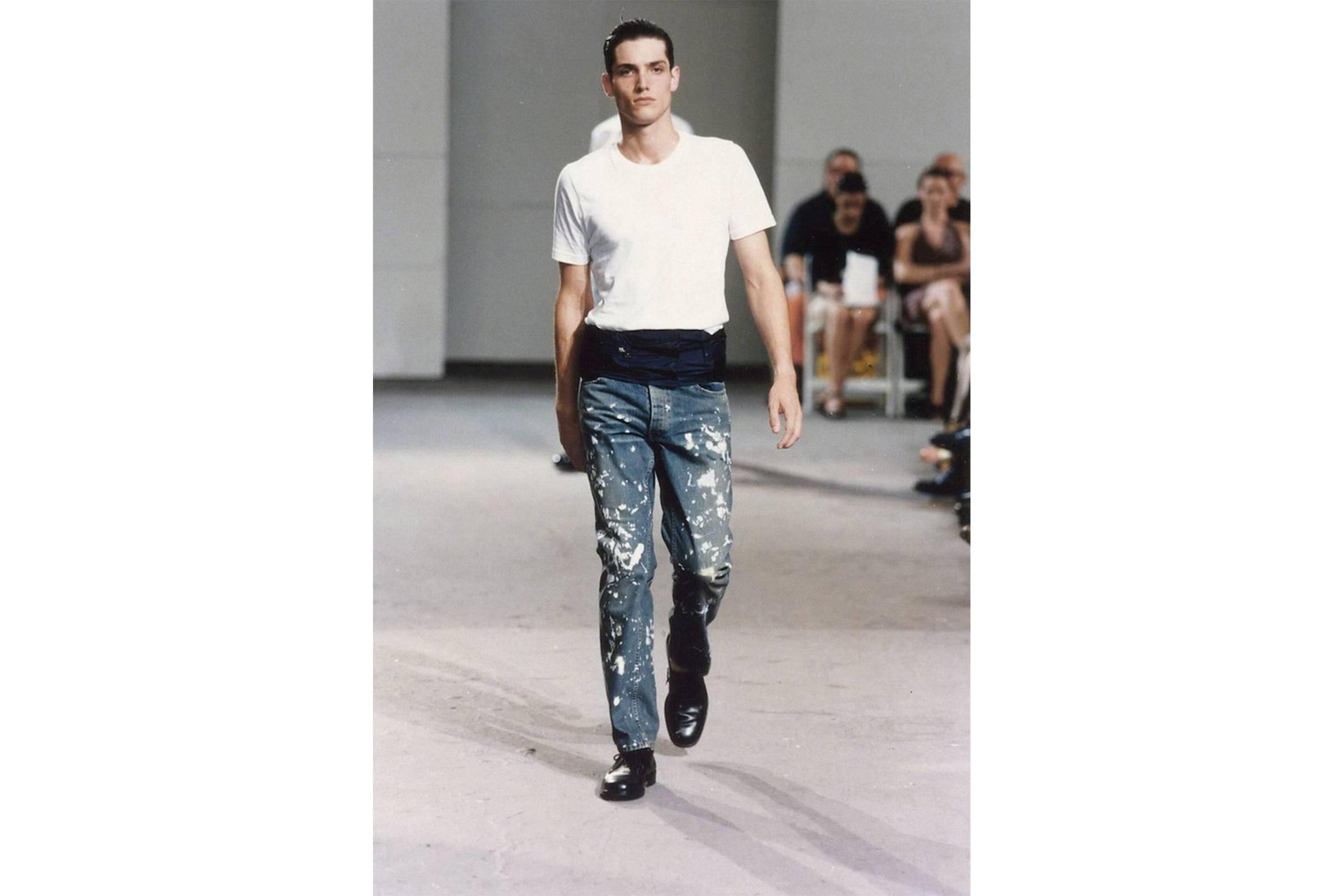 """Helmut Lang """"Painter Jeans"""""""
