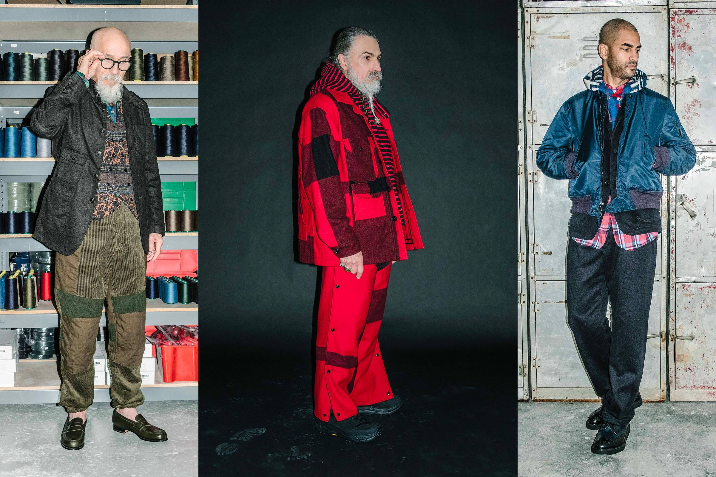 The Eccentricities and Consistencies of Engineered Garments