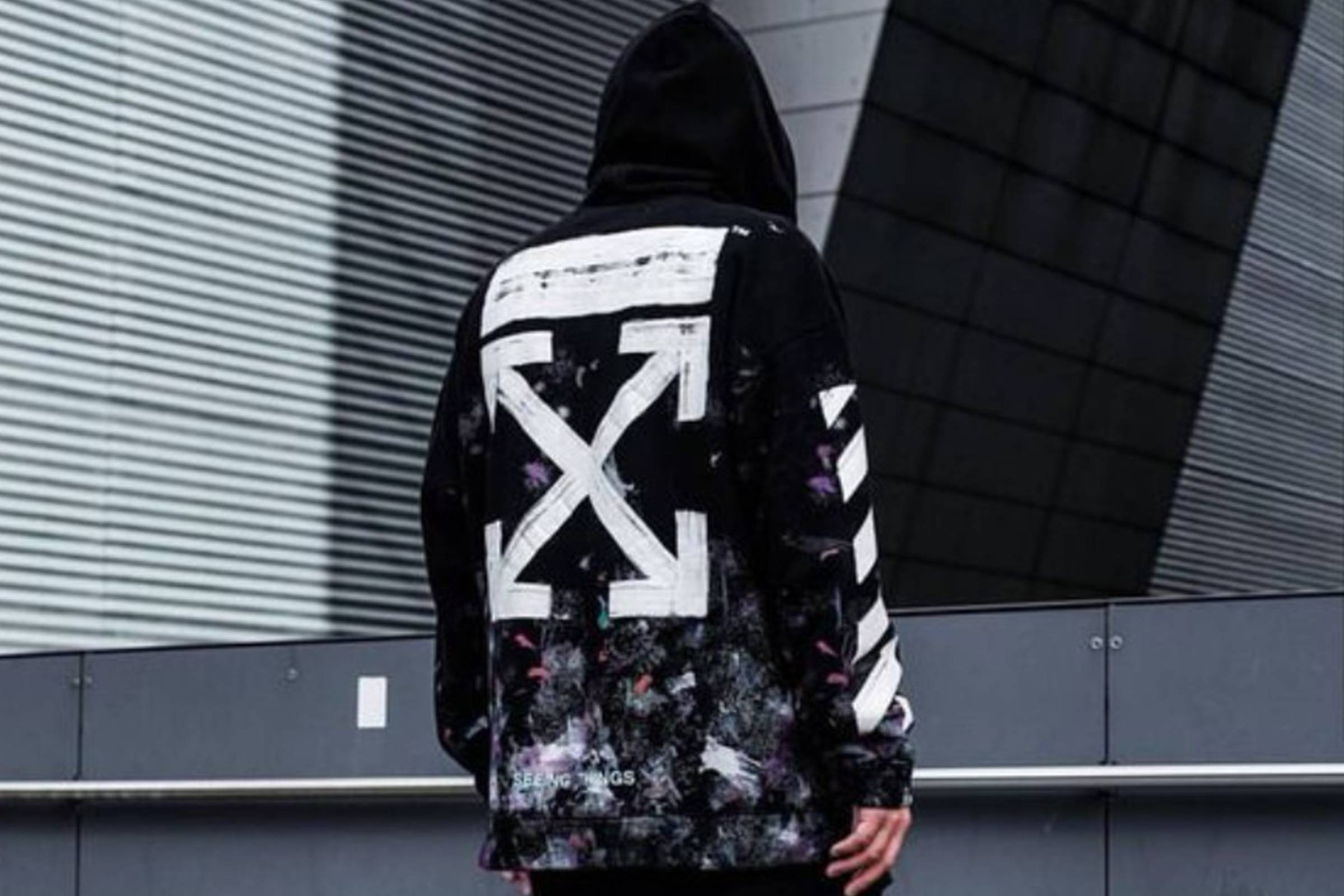 Abloh's Canvas: Off-White Hoodies Under $400