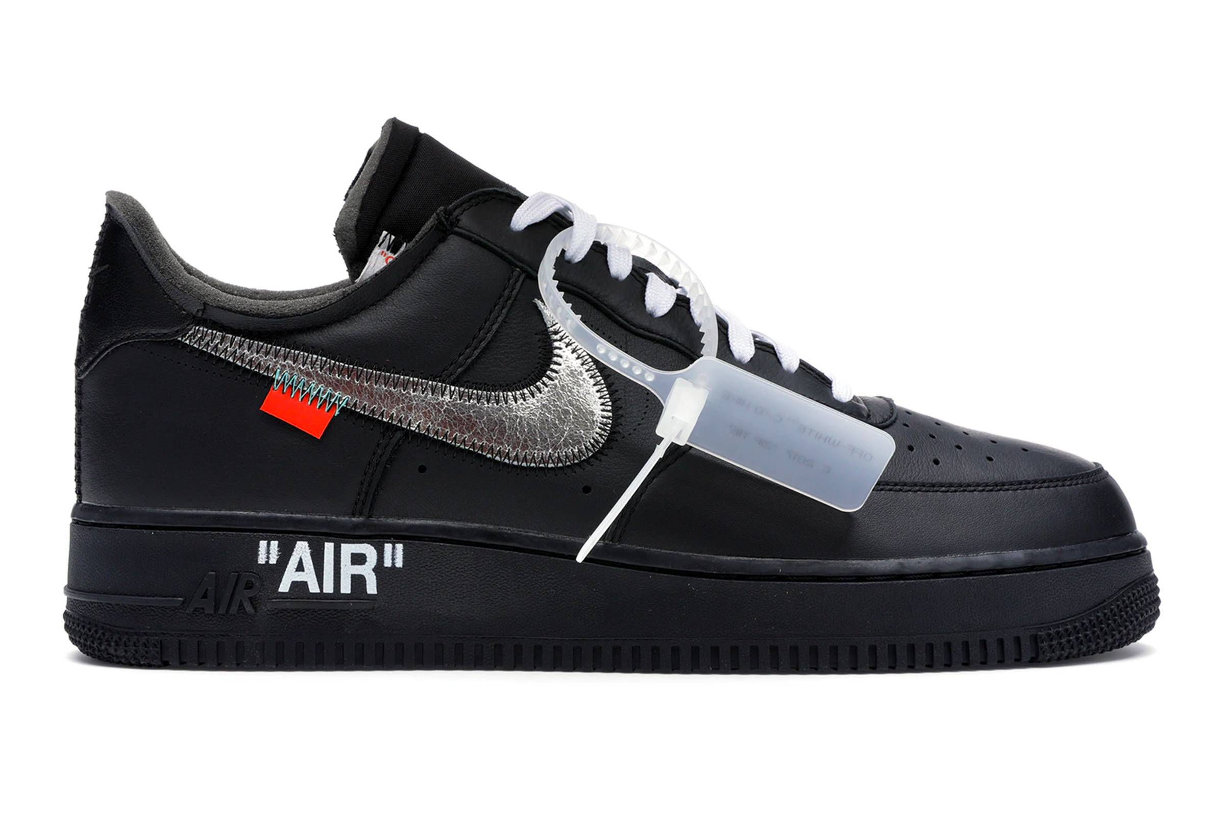 Off-White x MoMA x Nike Air Force 1 '07 Low